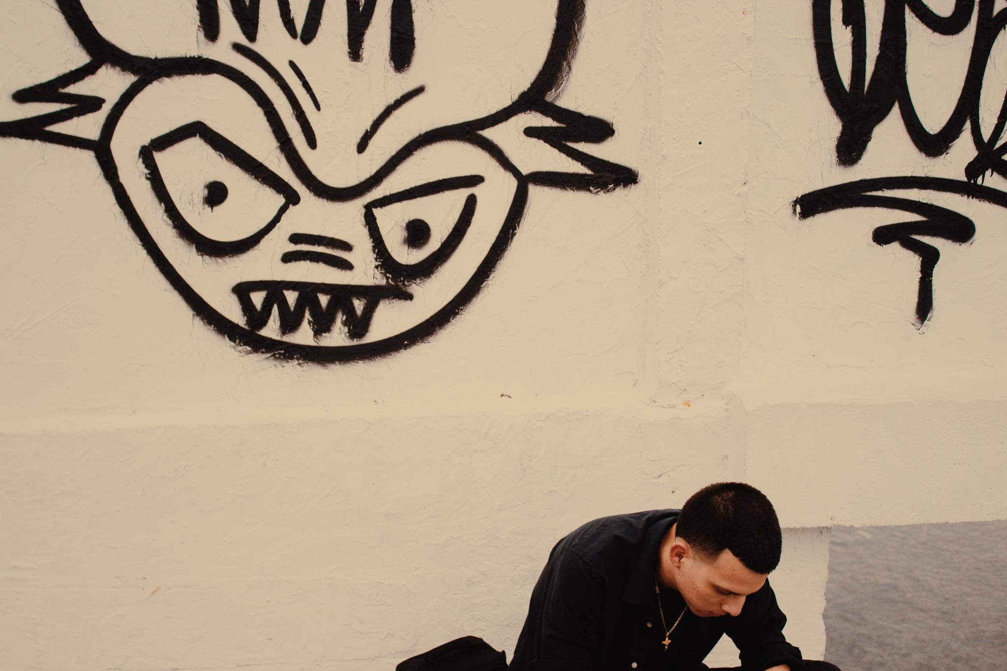 Photo in Street Photography #urban #wall #graffiti #street #explore #miami #moment