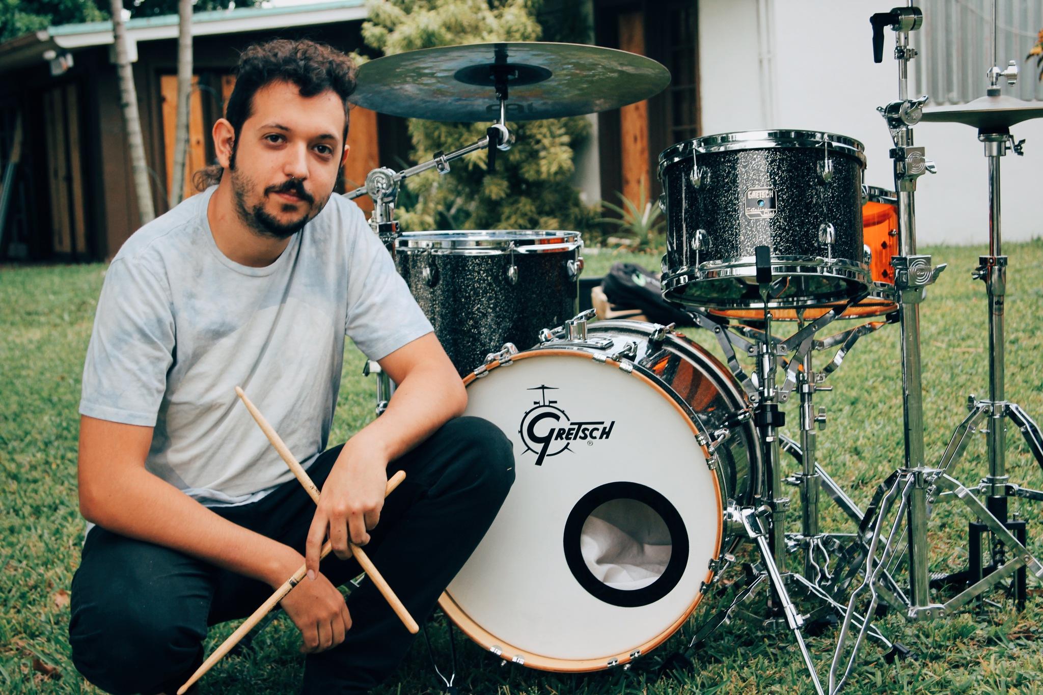 Drummer boy  by edd gemini