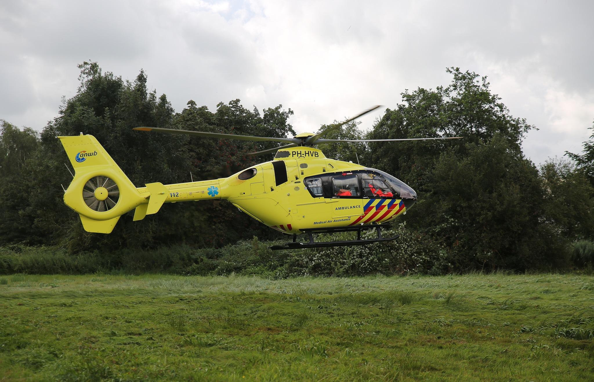 trauma chopter by Felix Jean Touboul