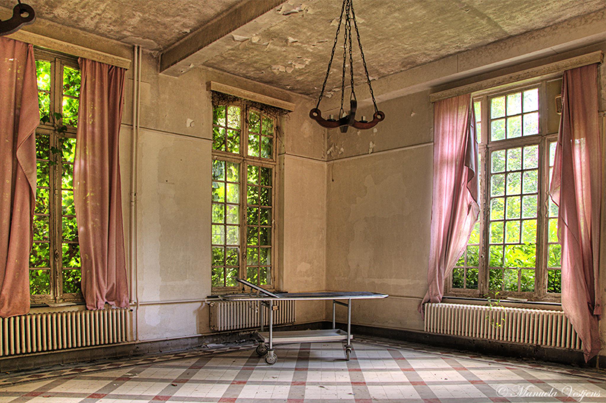 old psychiatry hospital by mvestjens