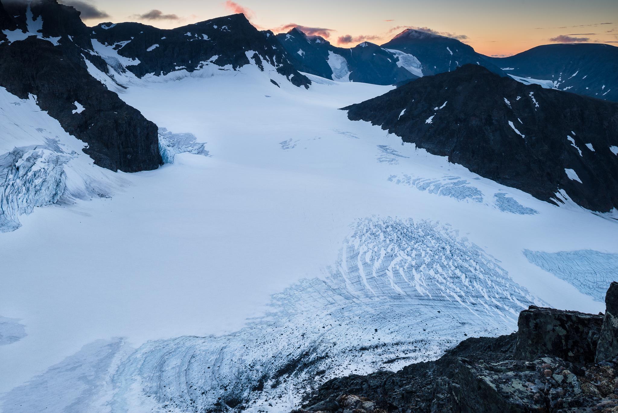 Storglaciären/the great glacier by Johan Schmitz Photography