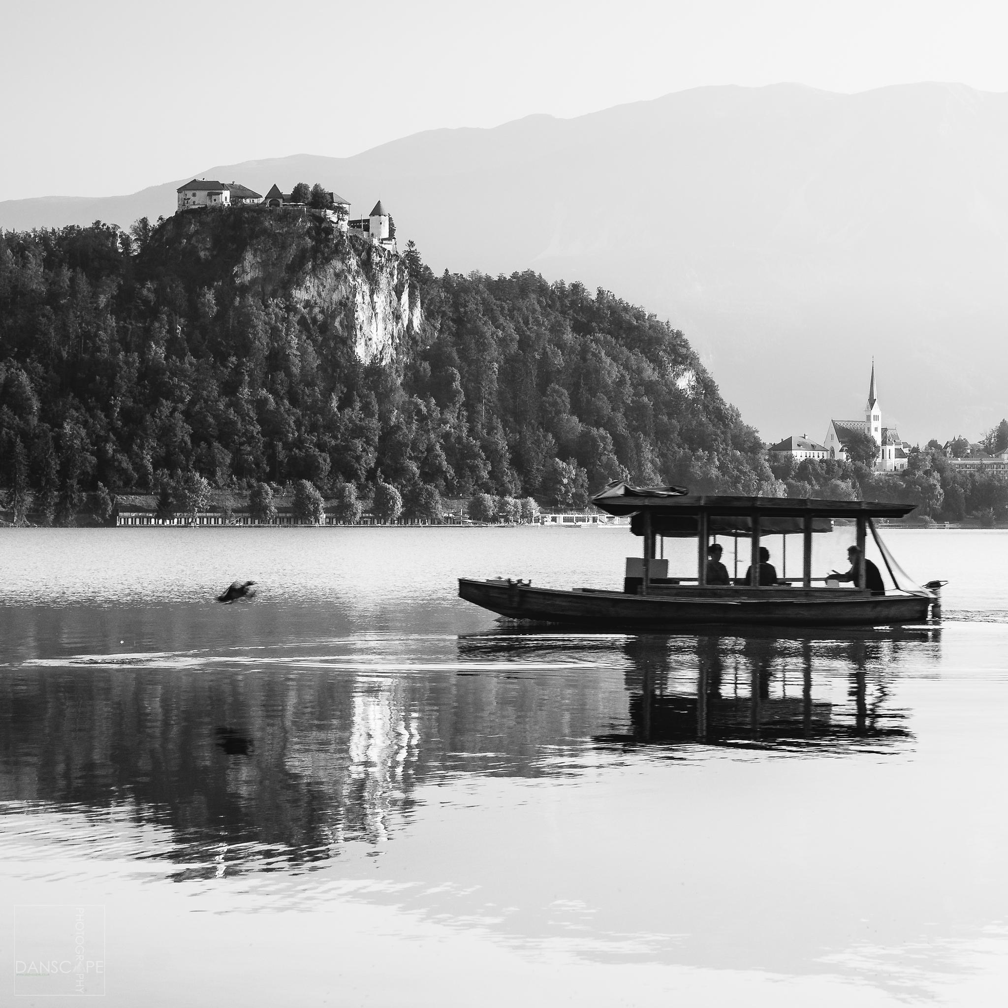 lake awakens by Dan Cook