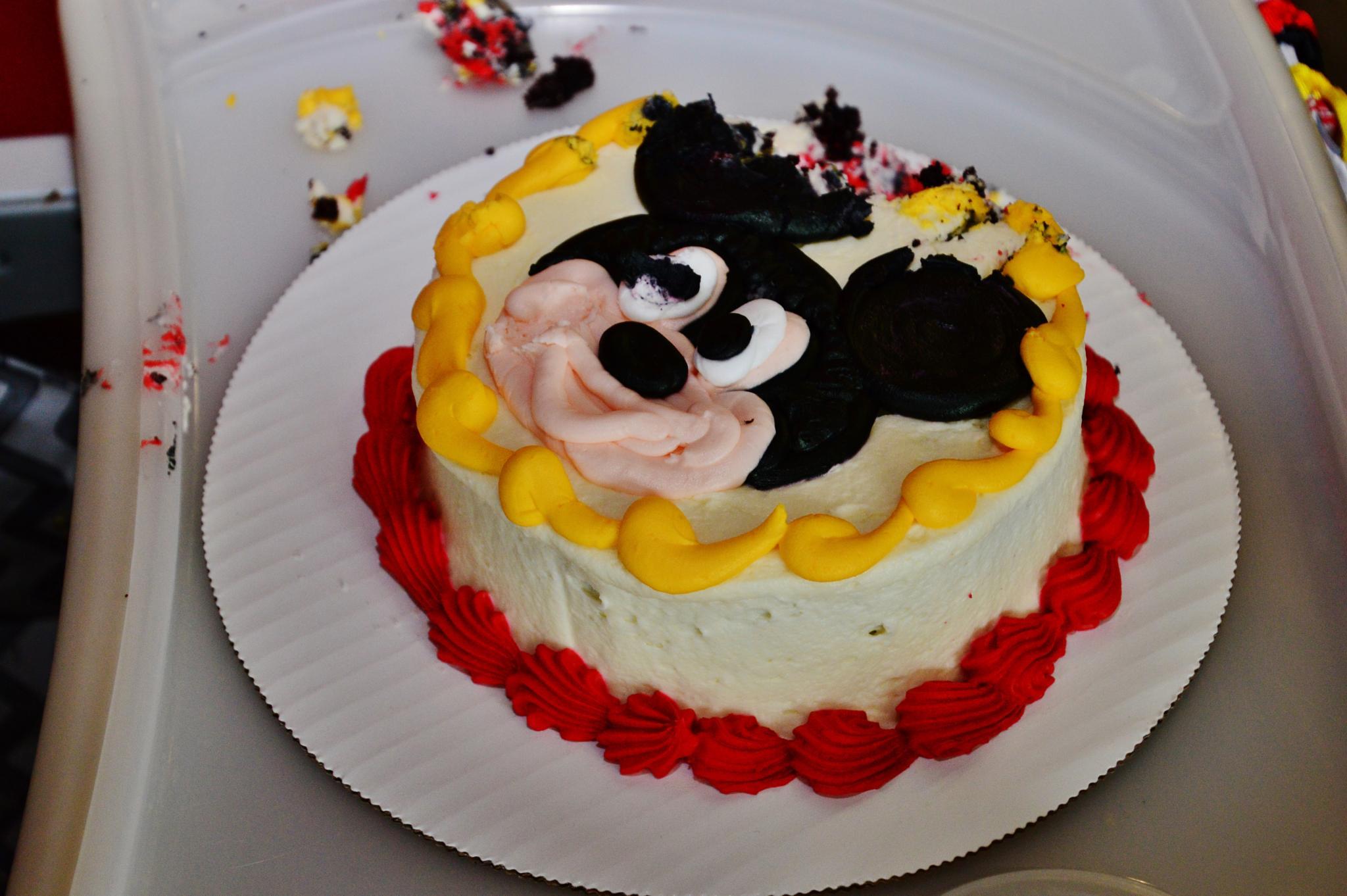 Birthday Cake by Doug Fosnight
