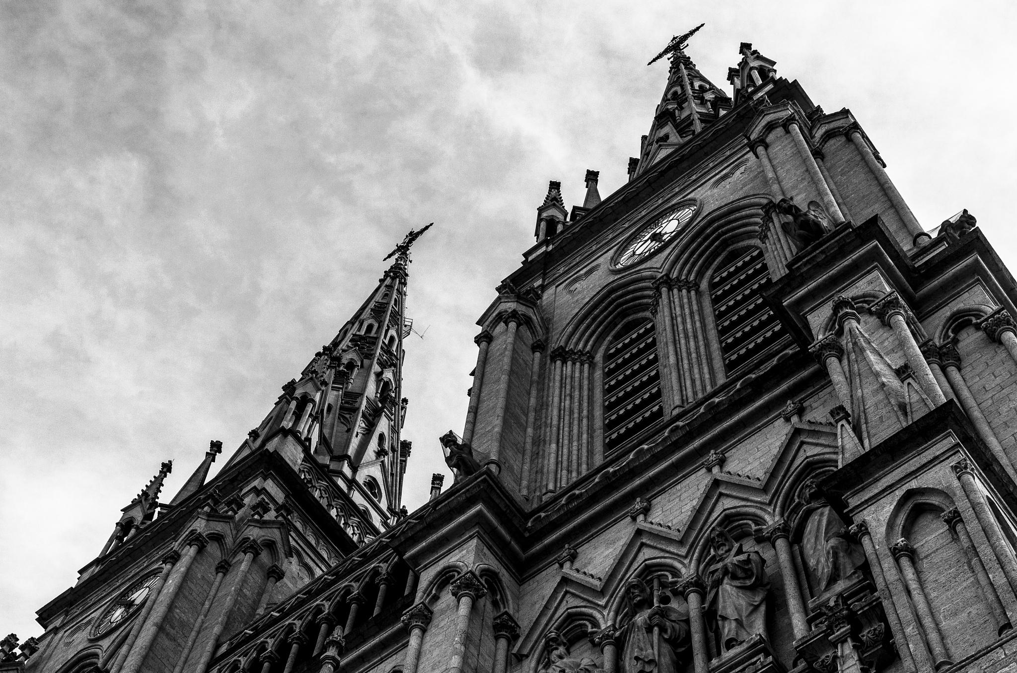 Basilica Lujan by Adrian Giannini