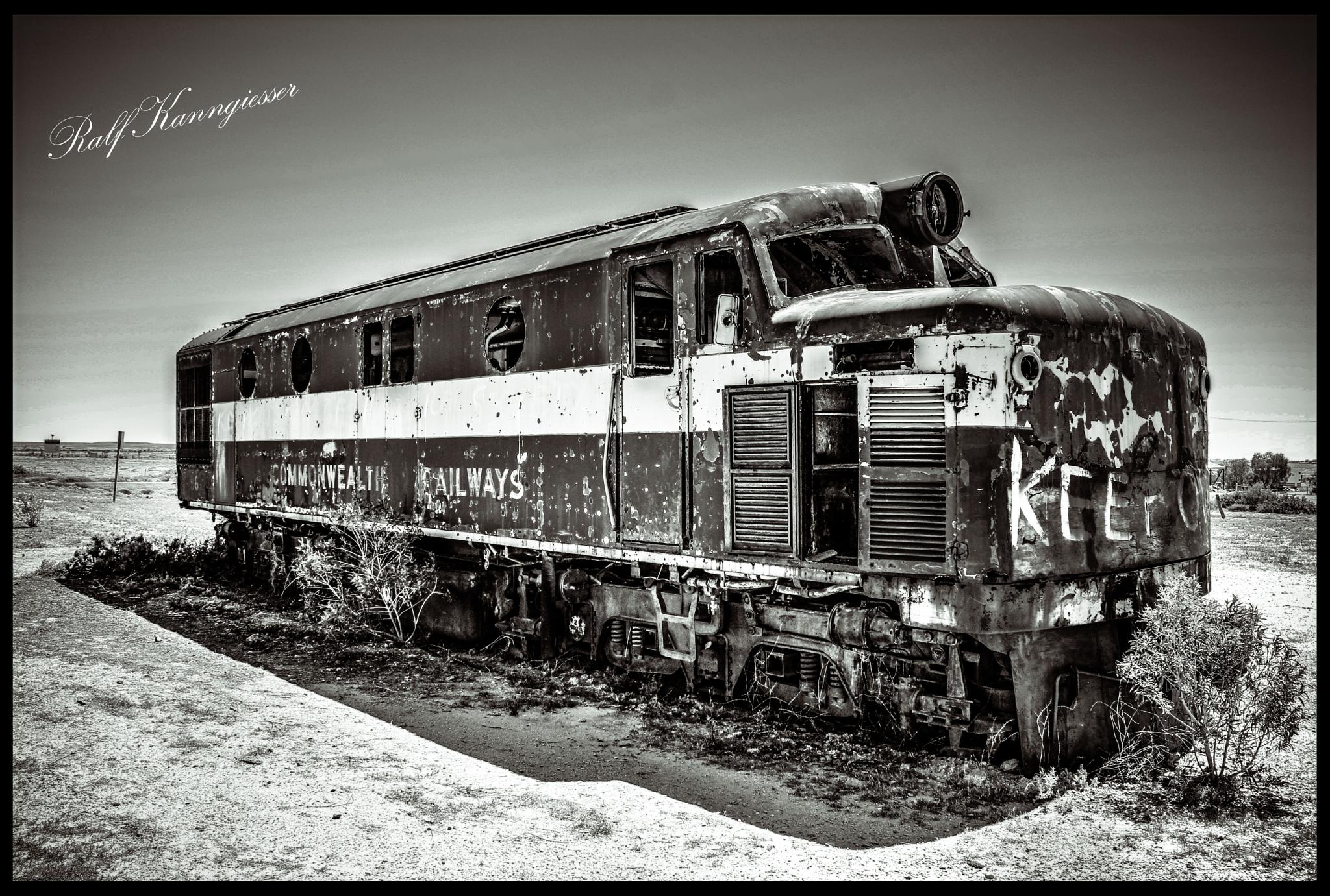 """""""The last stop"""" by kanngiesserralf"""