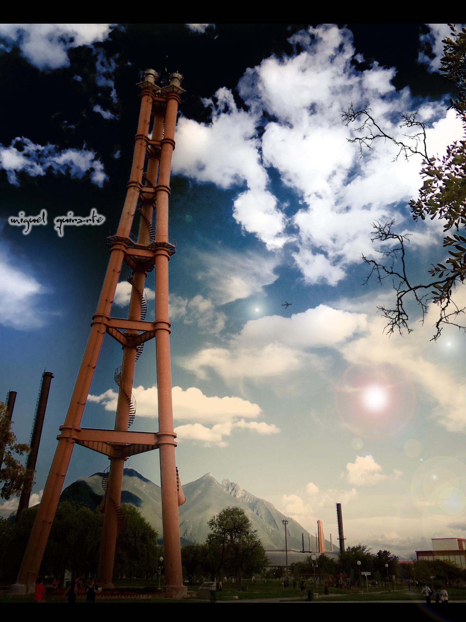 FUNDIDORA PARK by MIGUEL QUIRARTE