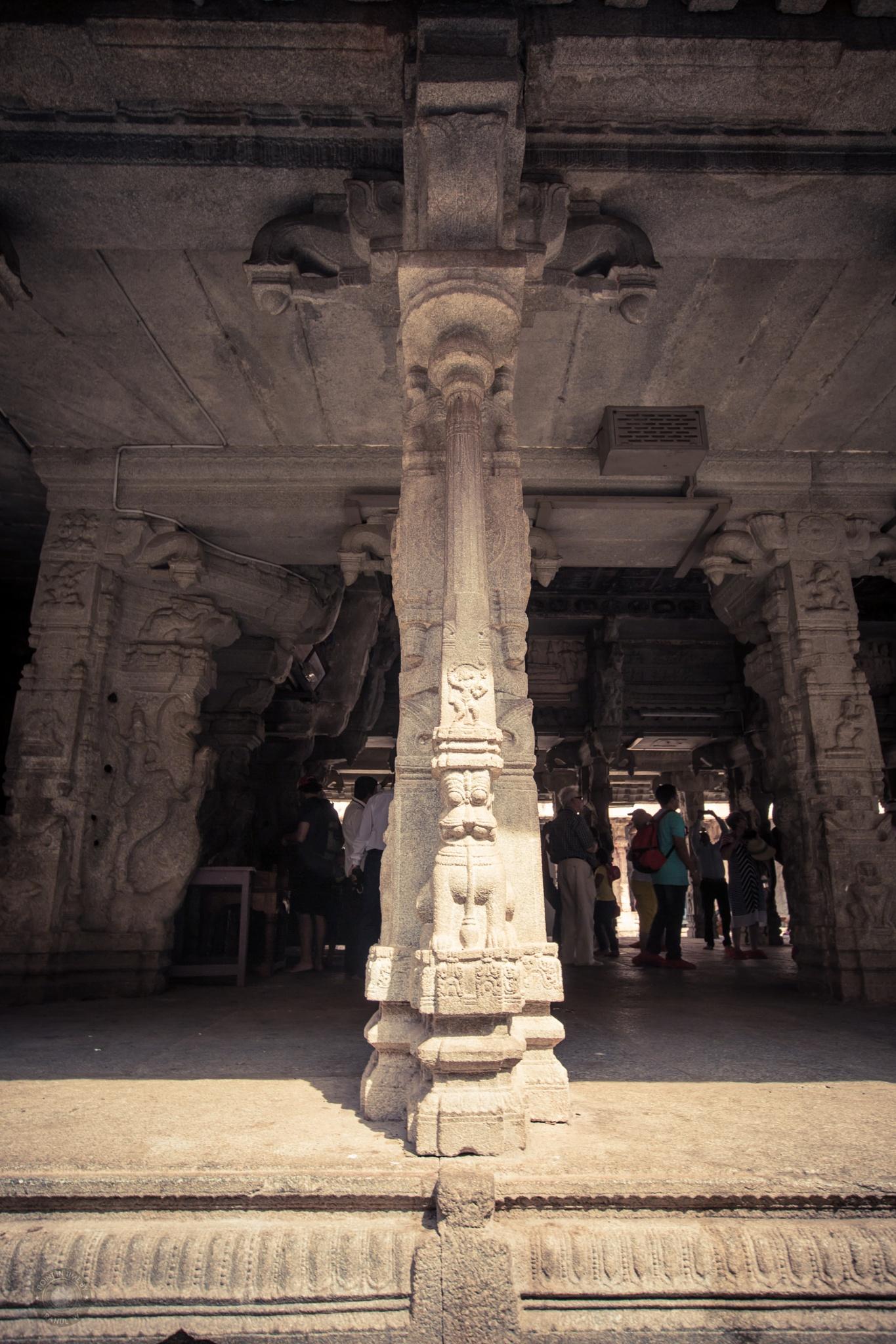 Virupaksha Temple by Rahul Wedpathak