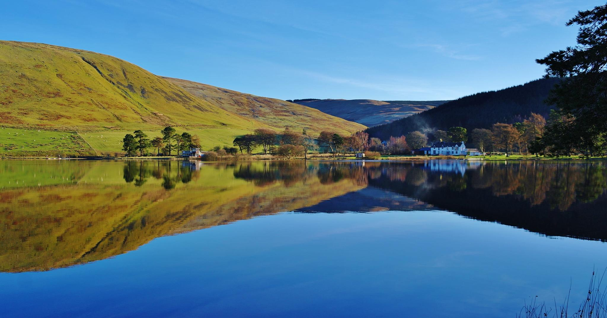St Mary's Loch, Moffat by georgeporteous