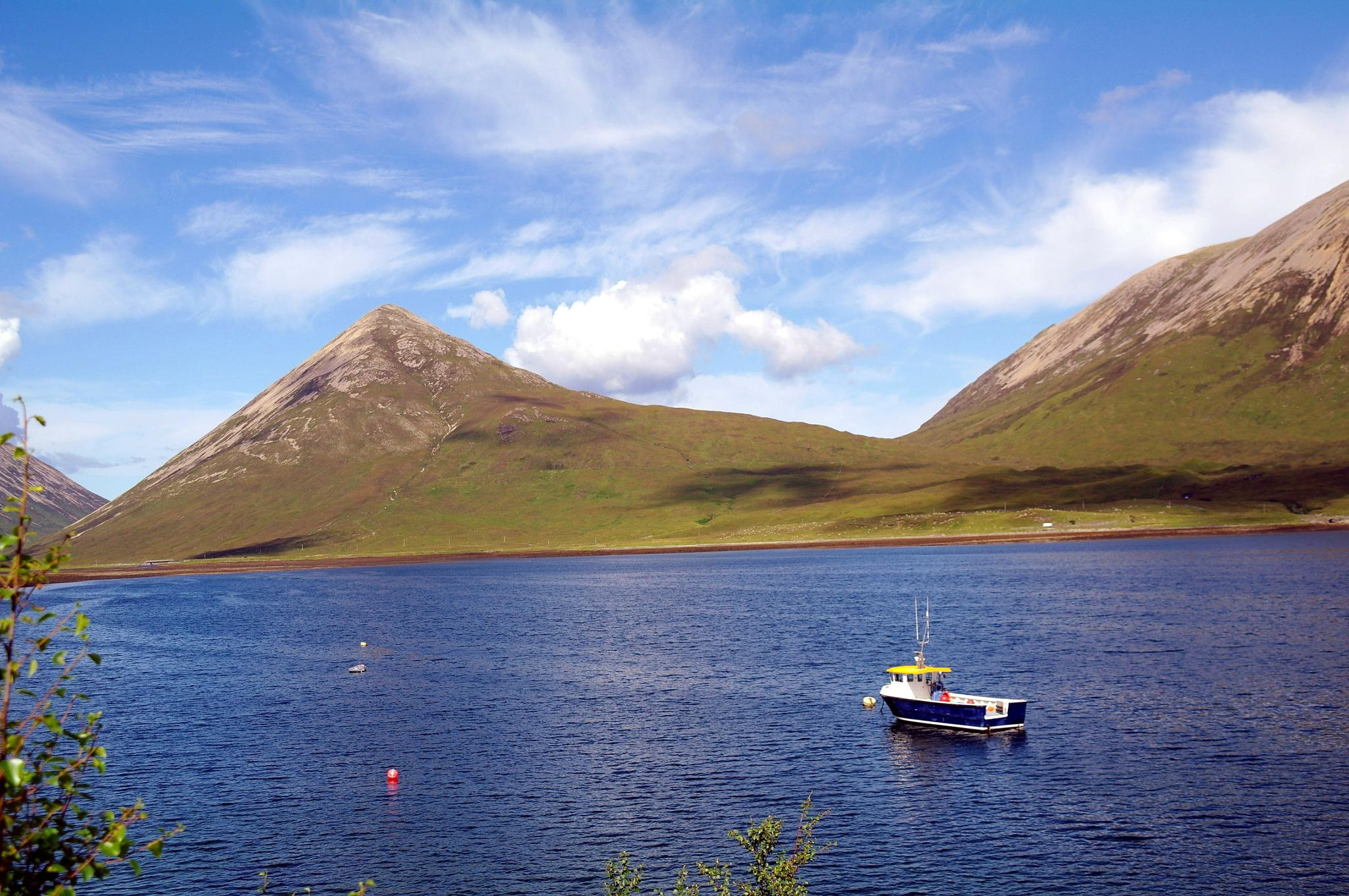 Loch Slappin, Isle of Skye by georgeporteous