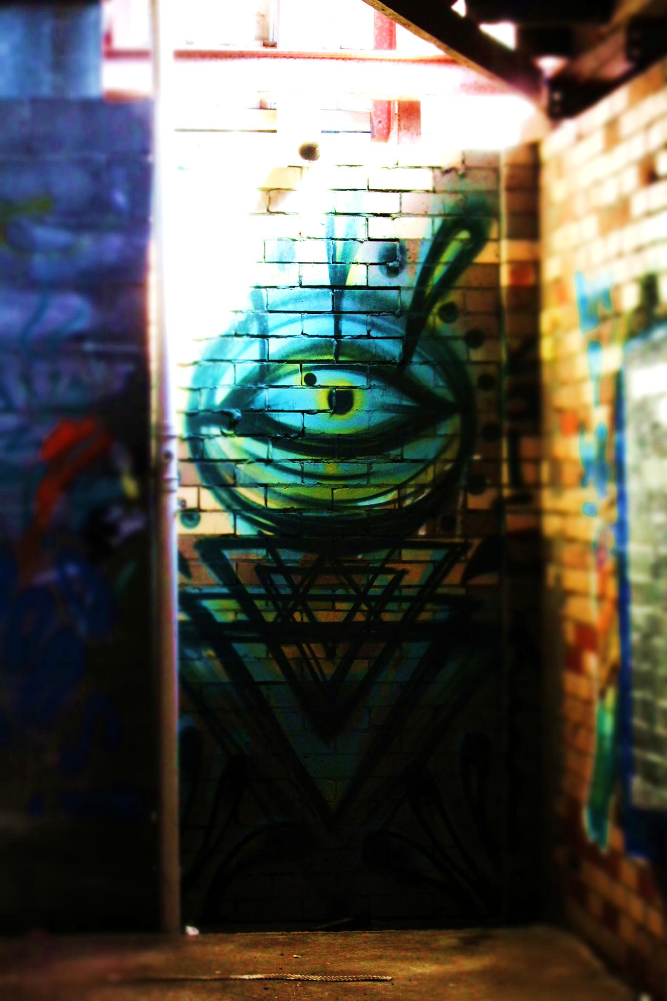 Wall Artistry by BeccyleeRichi