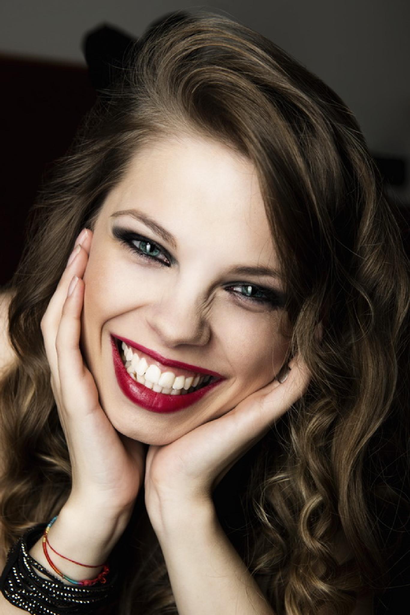 Smile by Andrea Bernardi