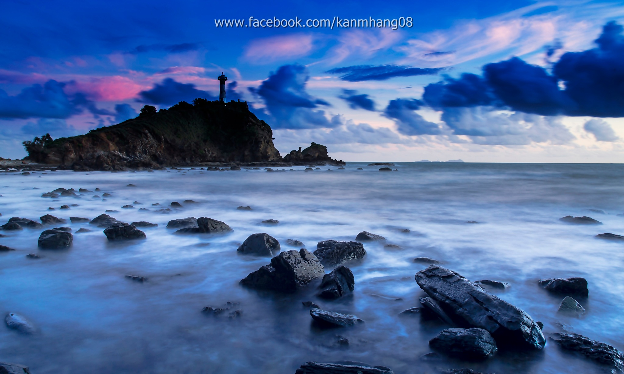 Photo in Sea and Sand #seascape #sunset #long exposure