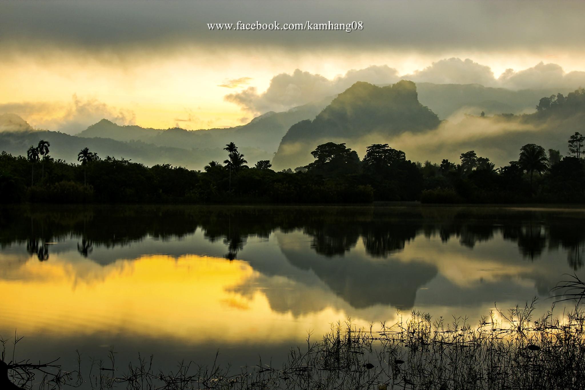 Morning by kamhang kungquang