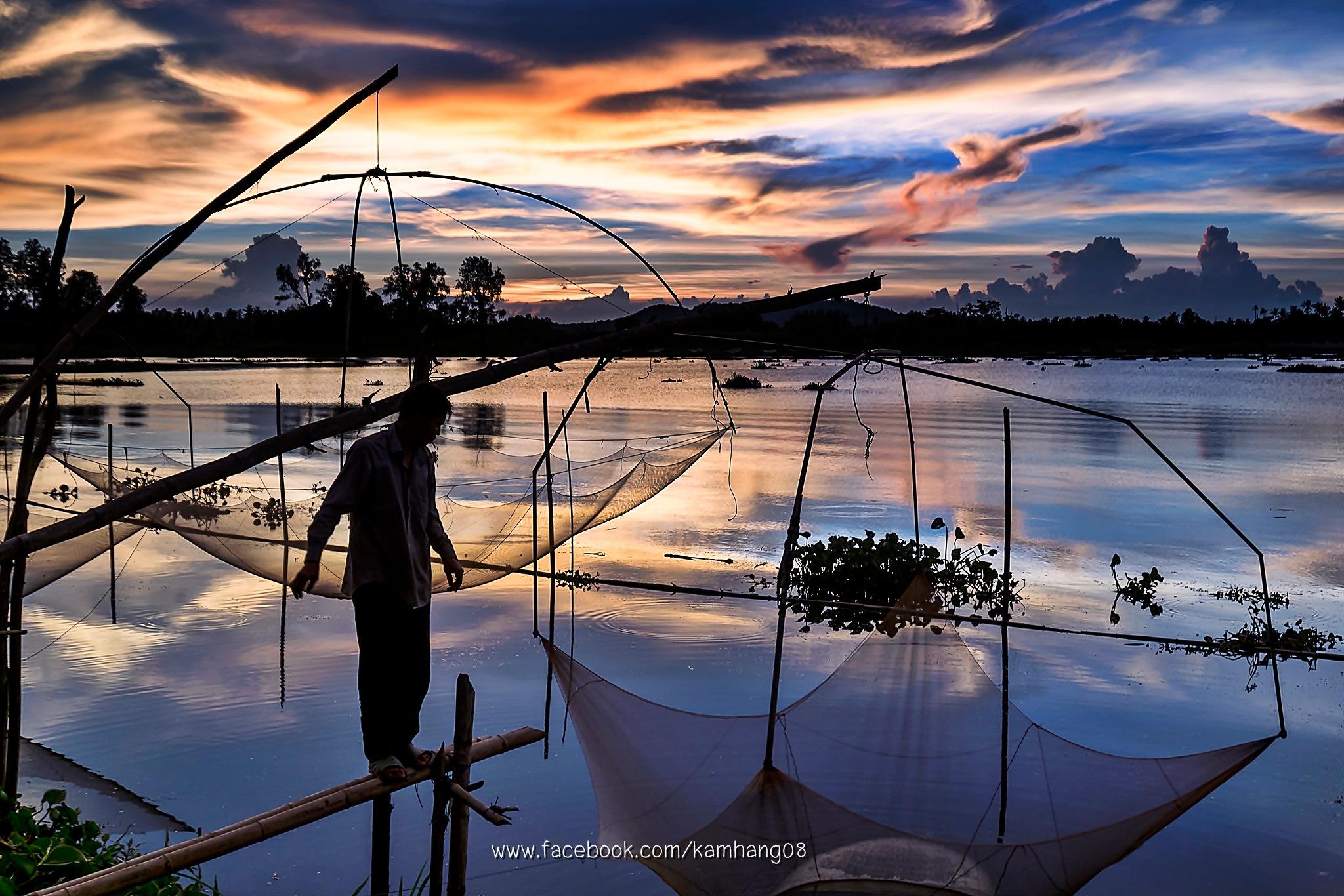 Fisherman by kamhang kungquang