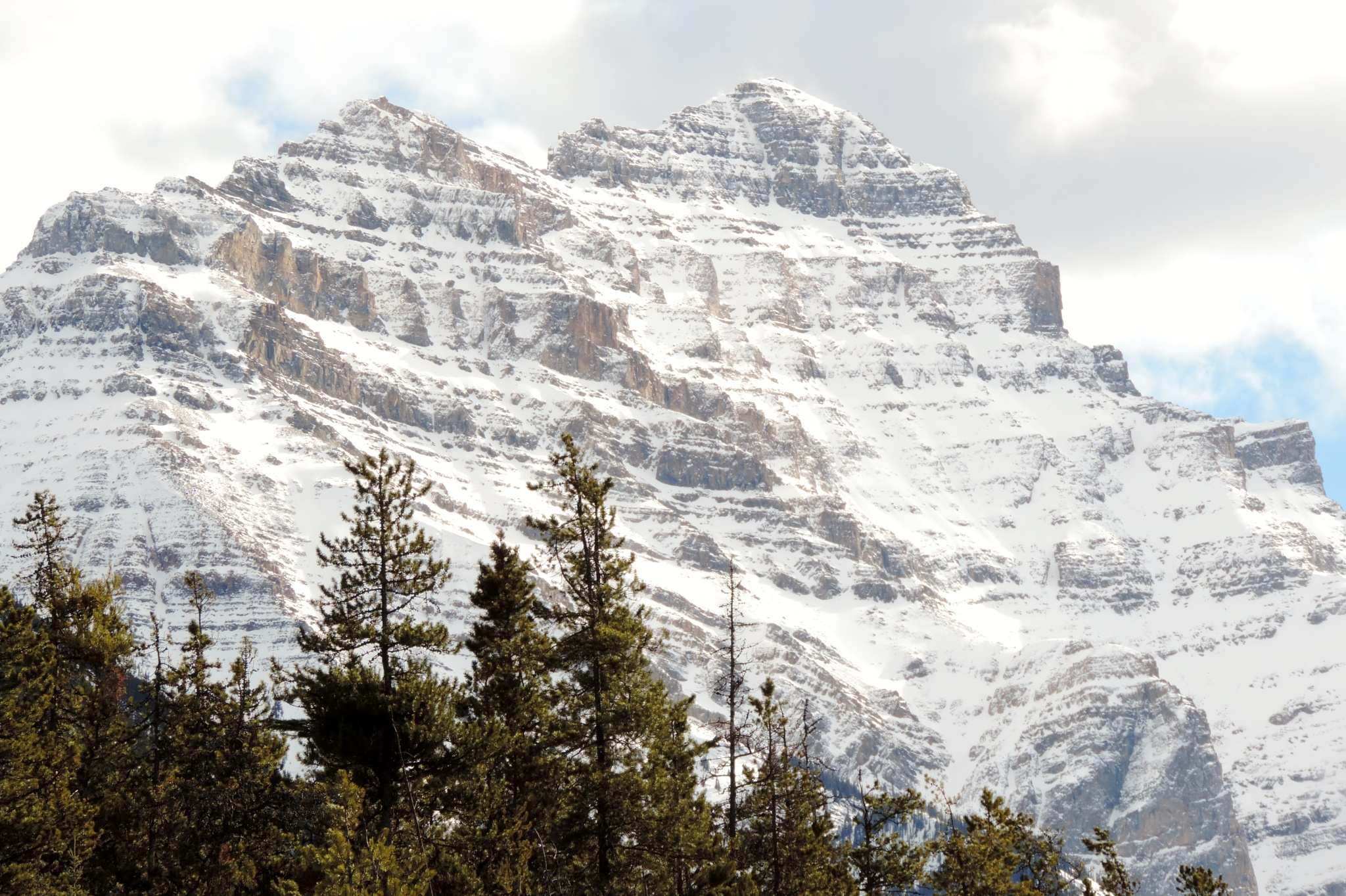 Alberta Mountain by boop_51