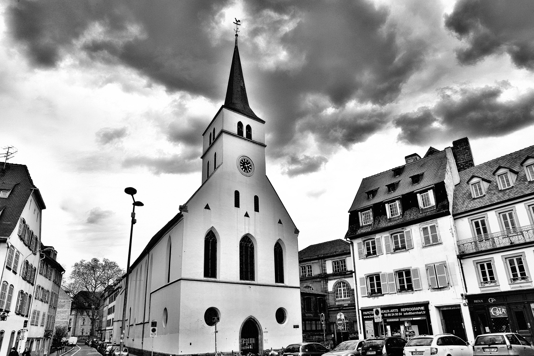 Church , Strasbourg by leecj0129