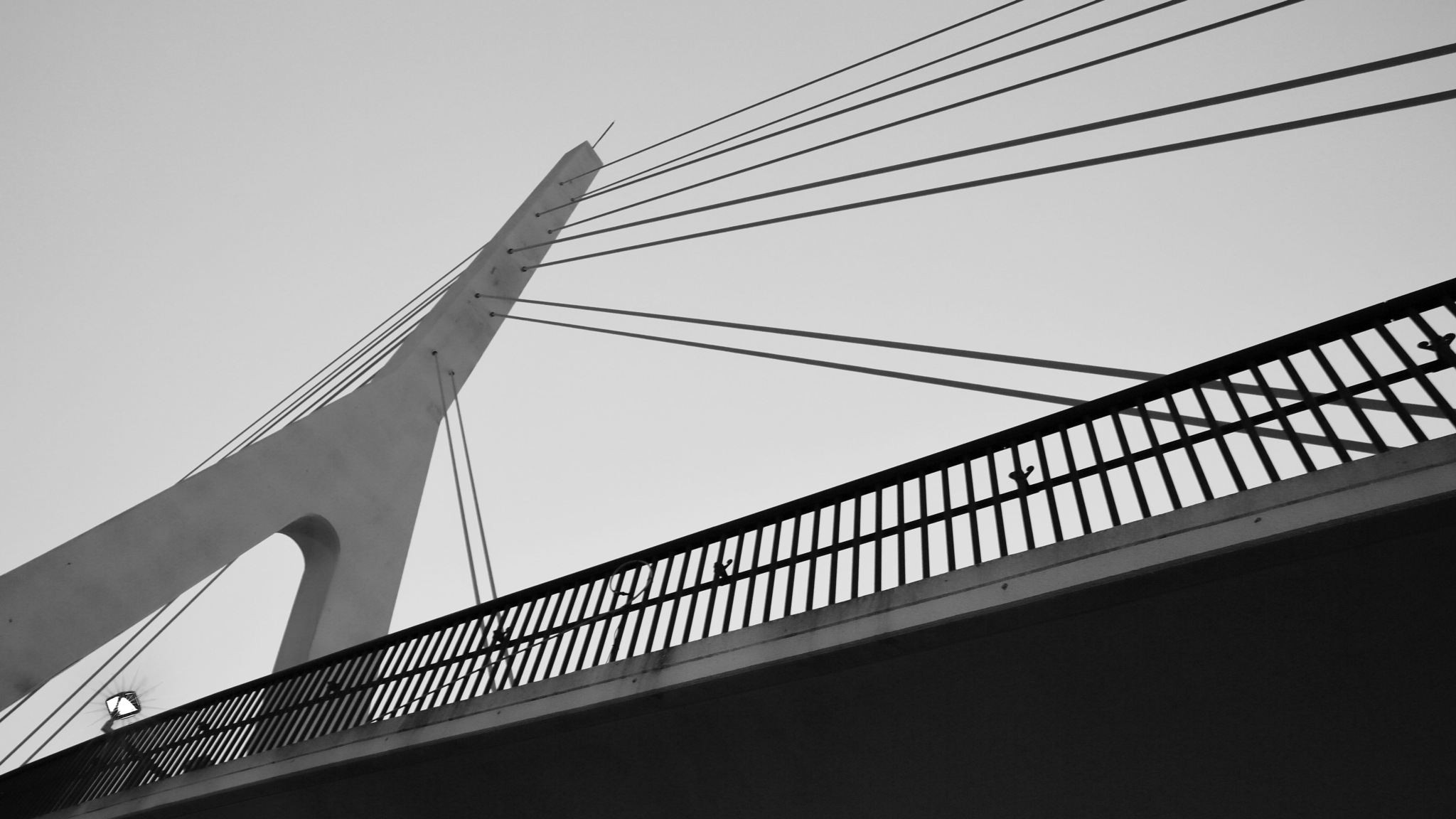 Cable-stayed bridge by leecj0129