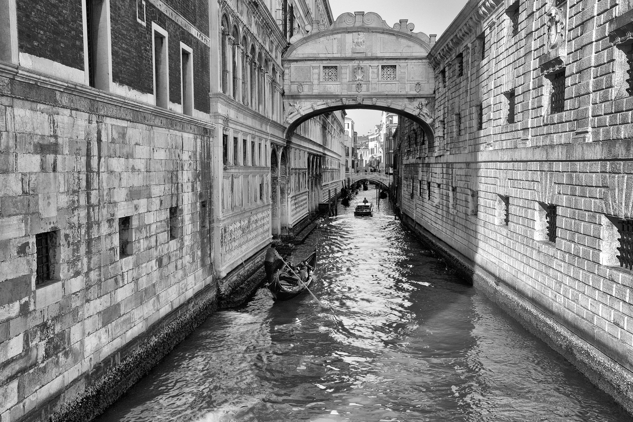 Bridge of Sighs by leecj0129
