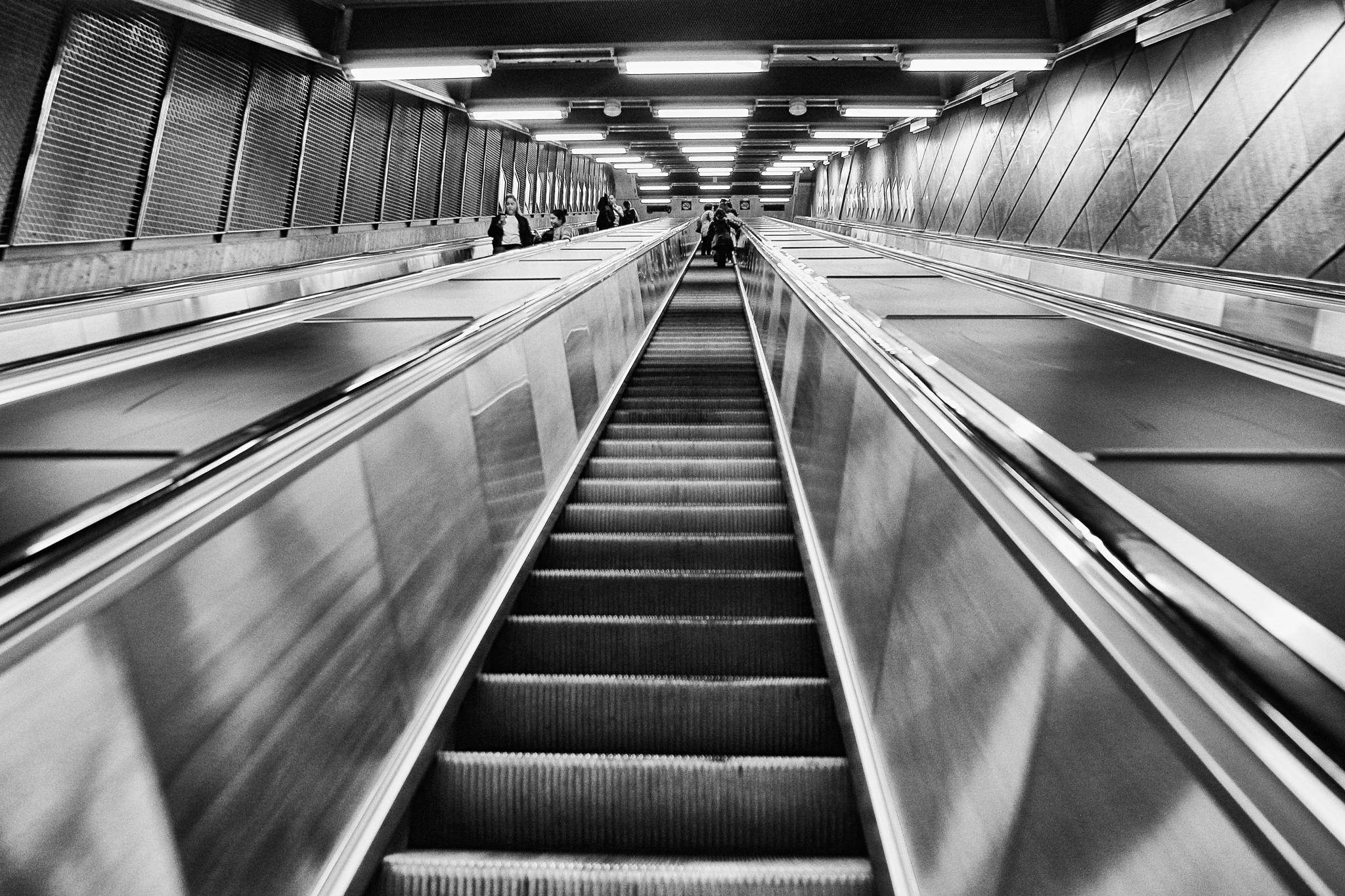 Escalator by leecj0129