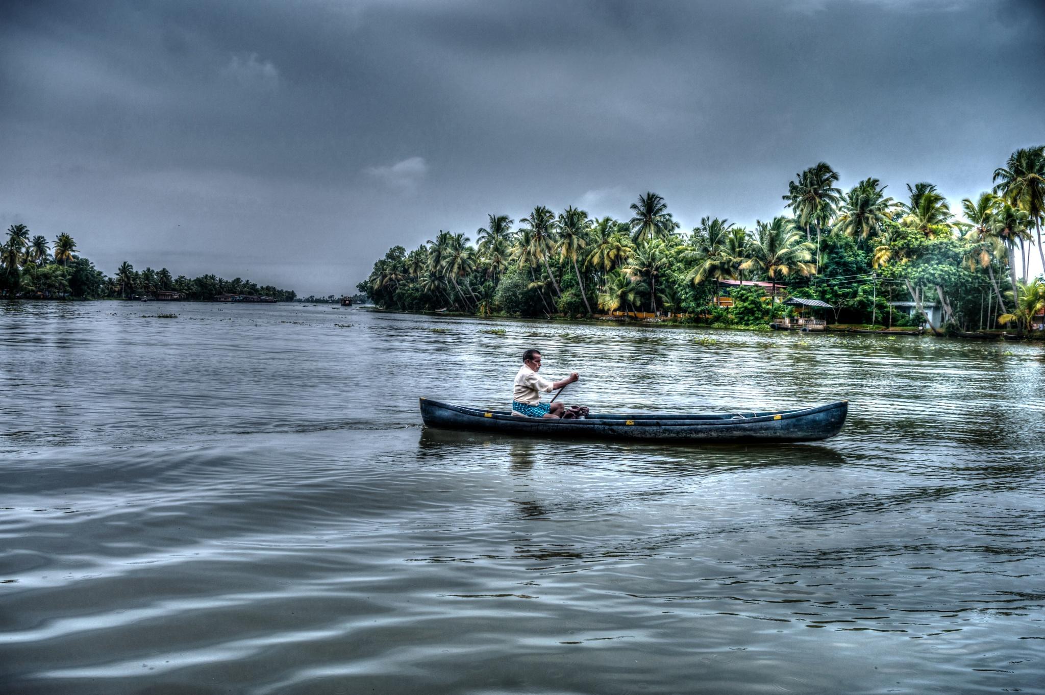Fishermen by HABEEB RAHMAN