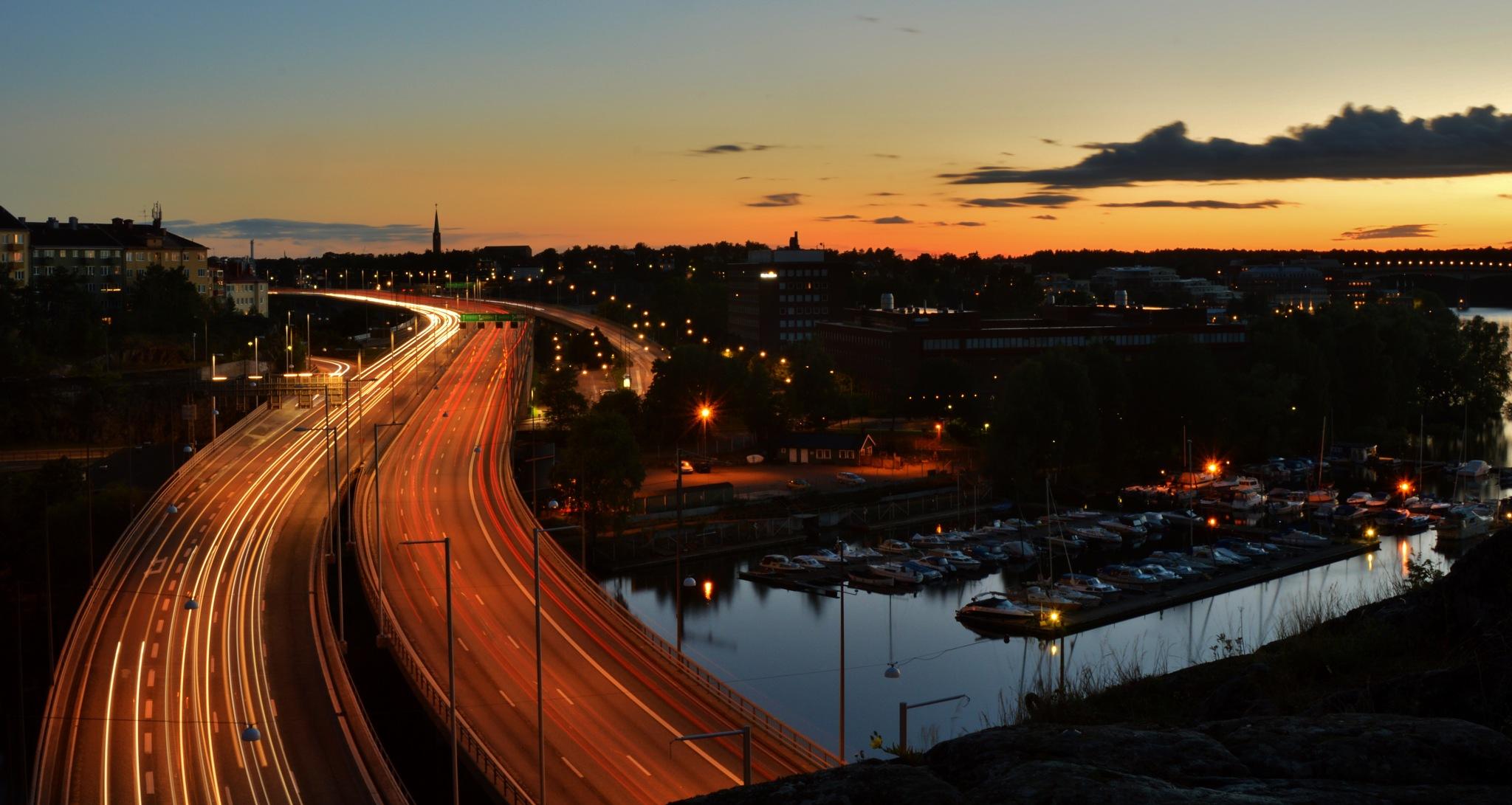 Stockholm Highway by bookohlsson