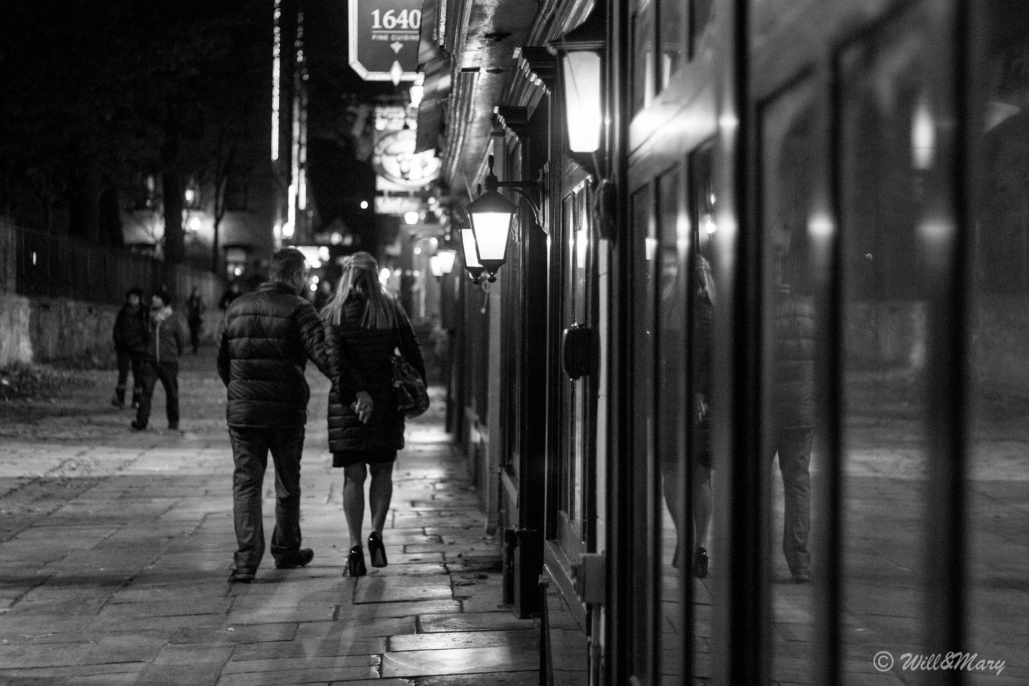 promenade en ville by Will&Mary