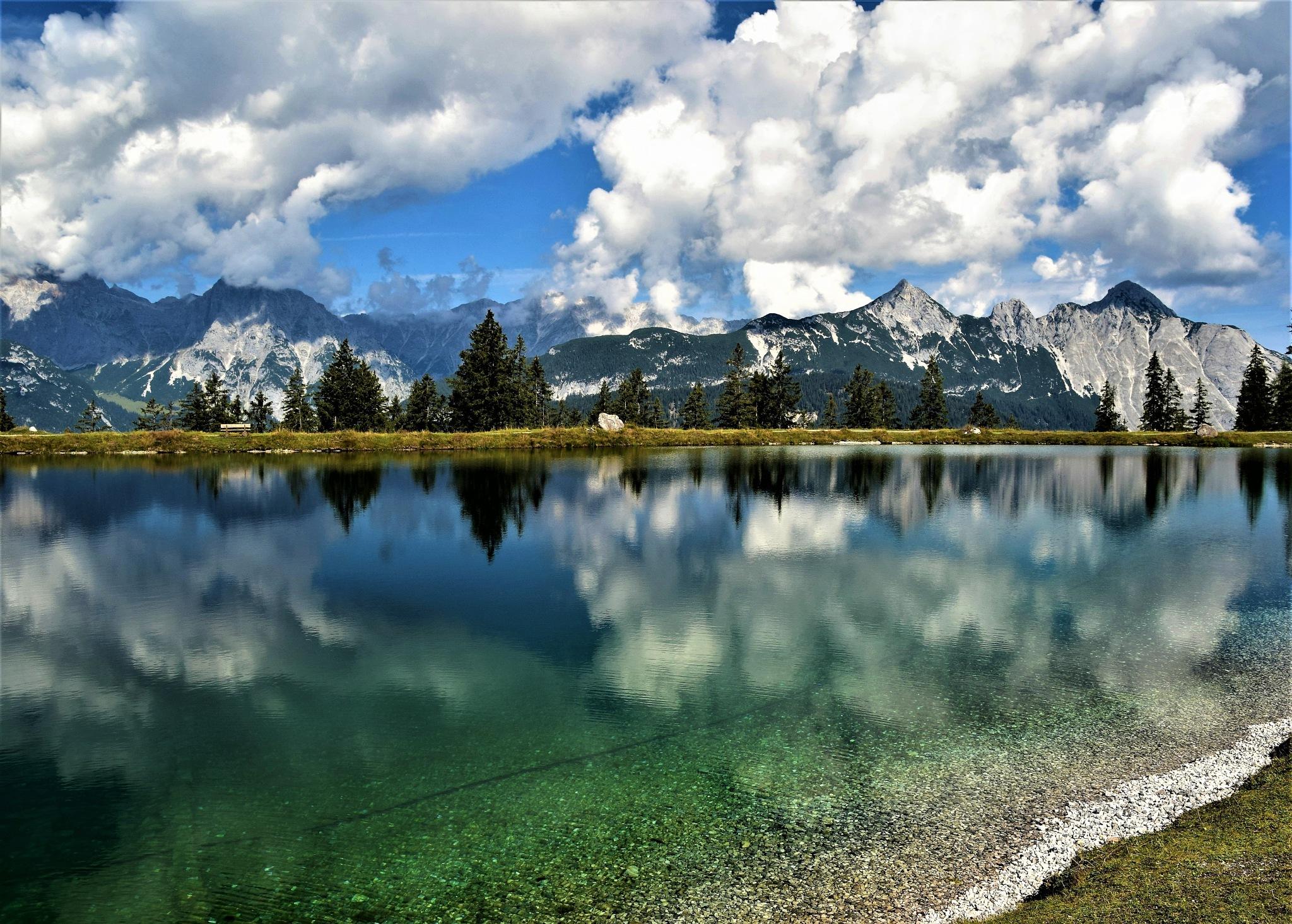 Lake. by declan delaney