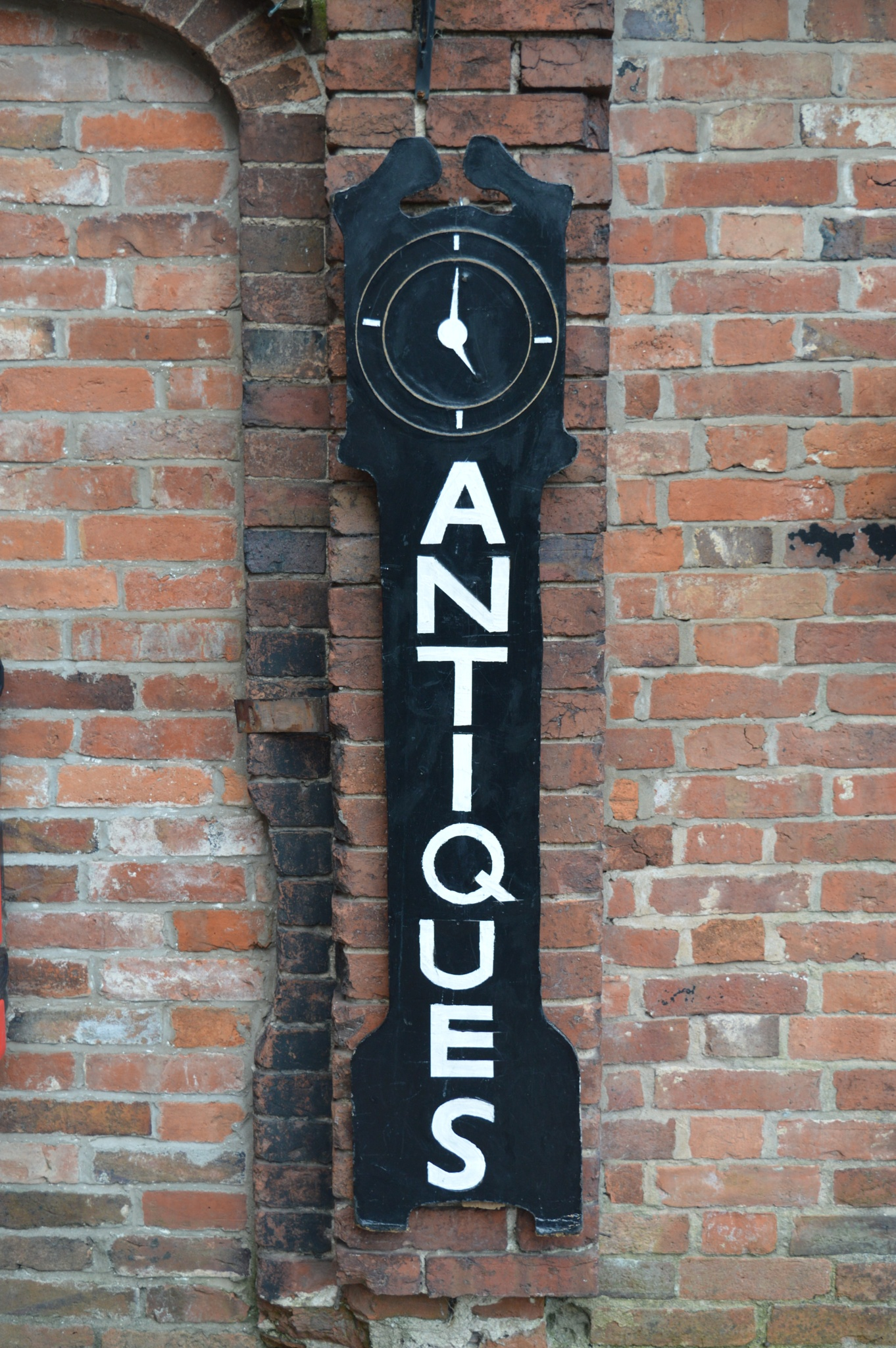 An antique sign by declan delaney