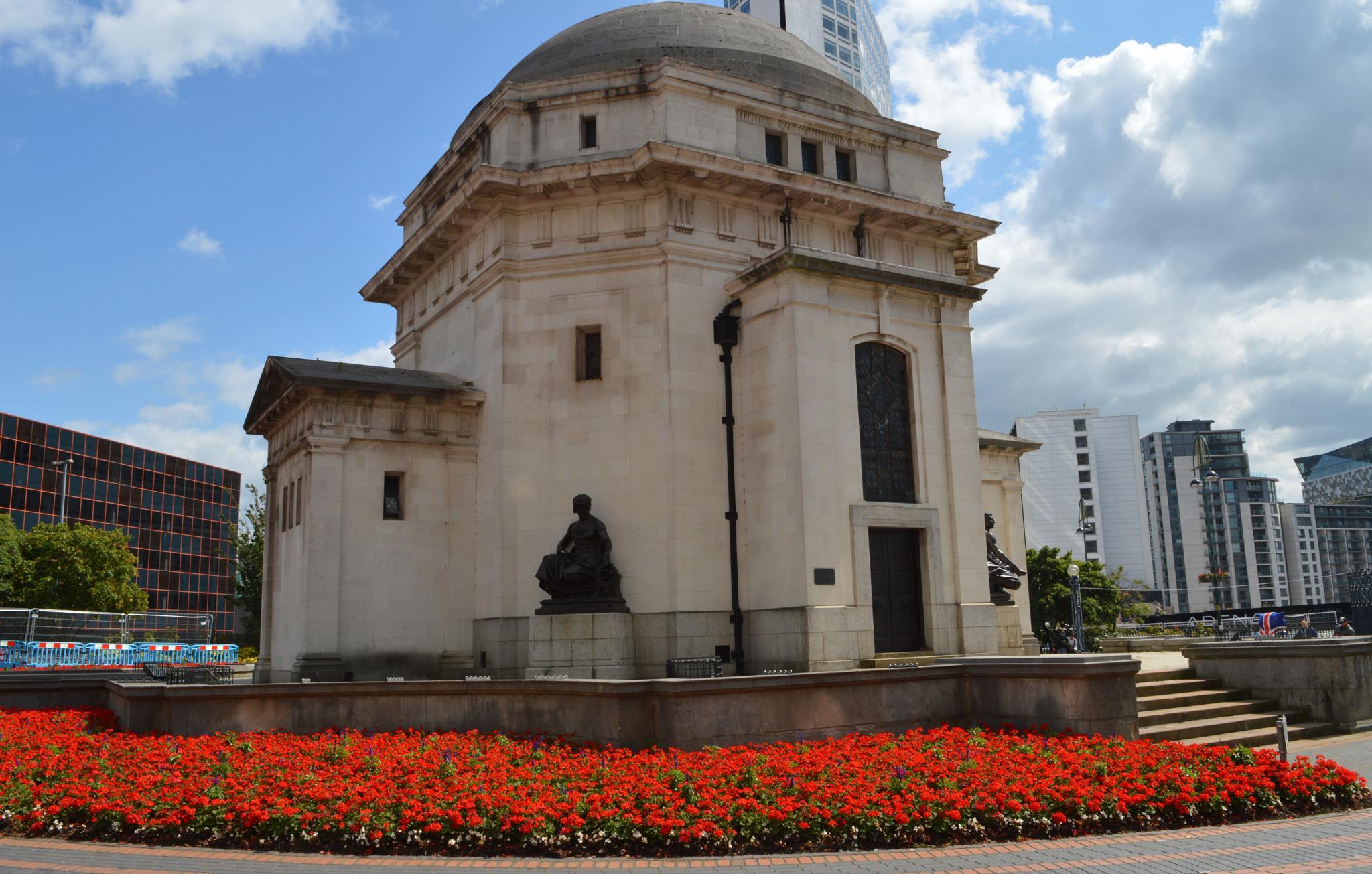 Birmingham war memorial by declan delaney