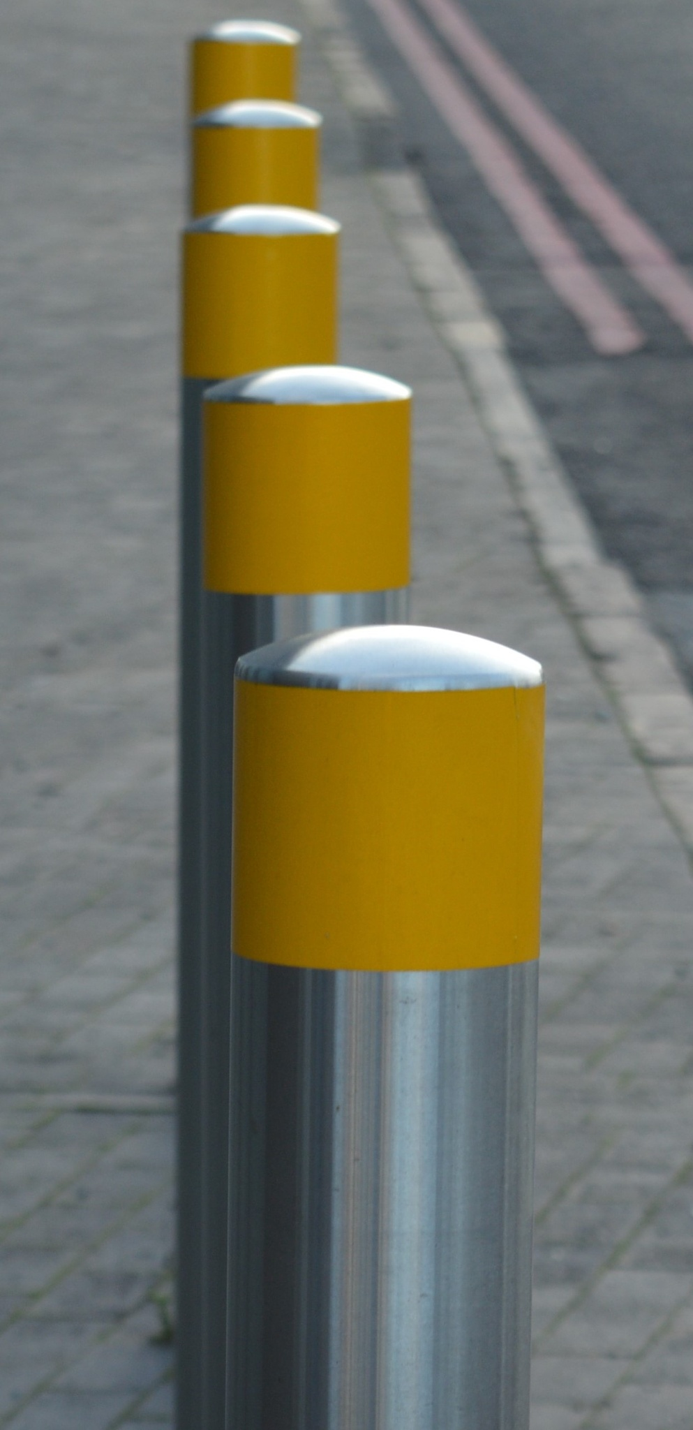Bollards by declan delaney