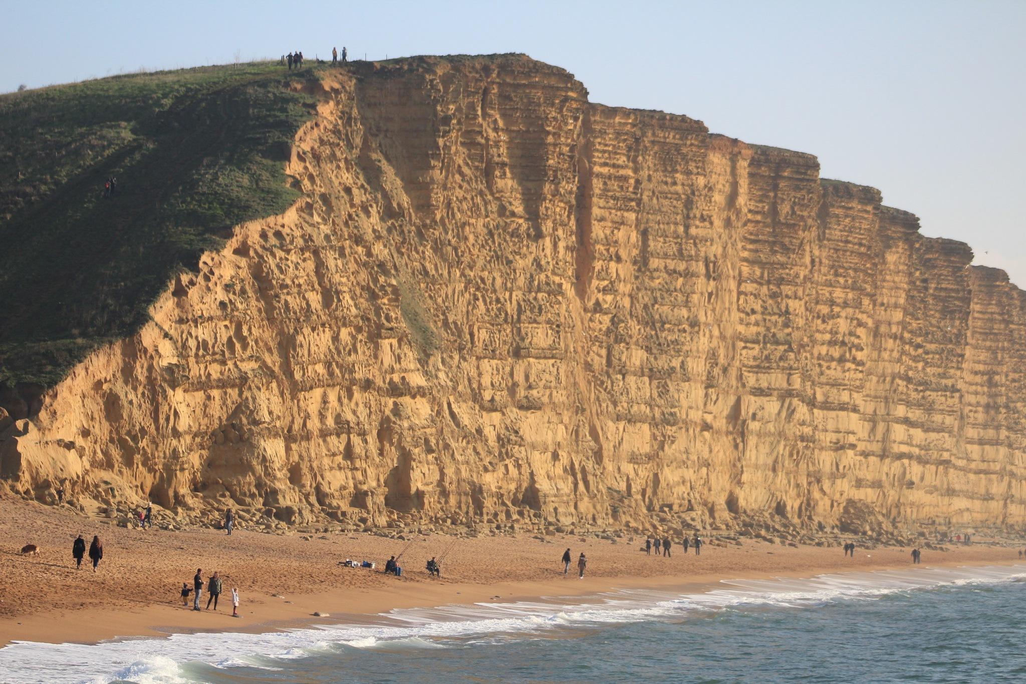 West Bay Dorset UK by hockeymum17