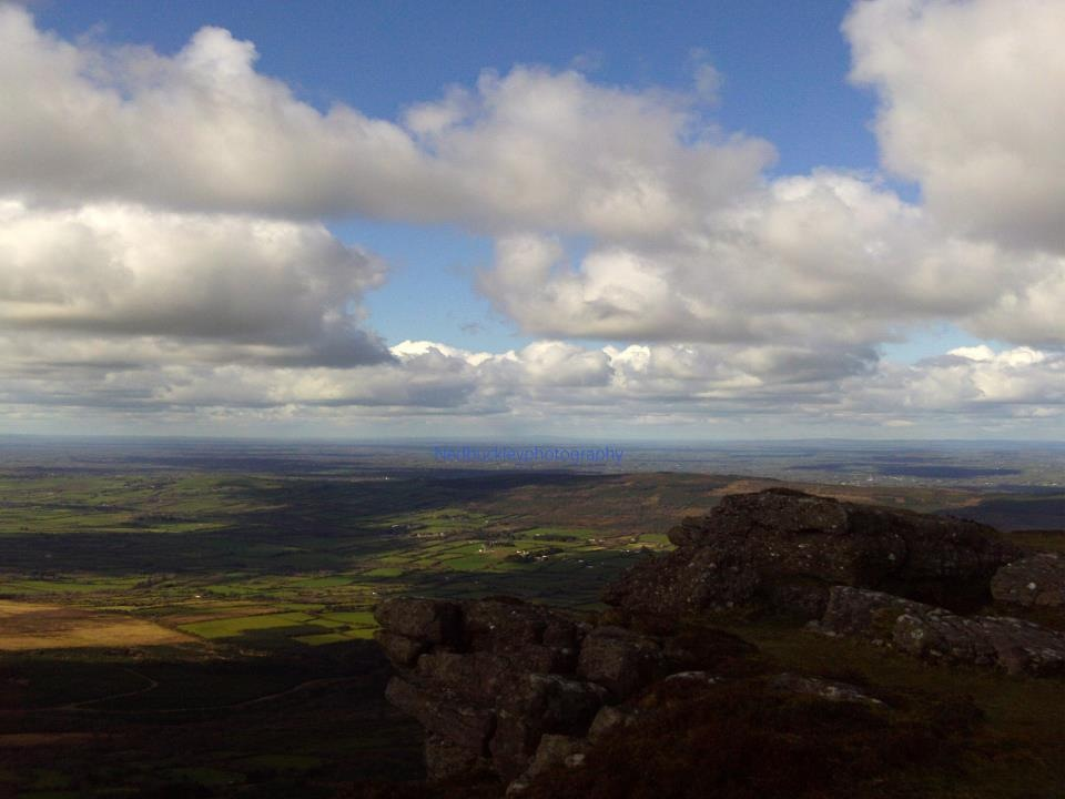 View from a Mountain  by Nedbuckleyphotography