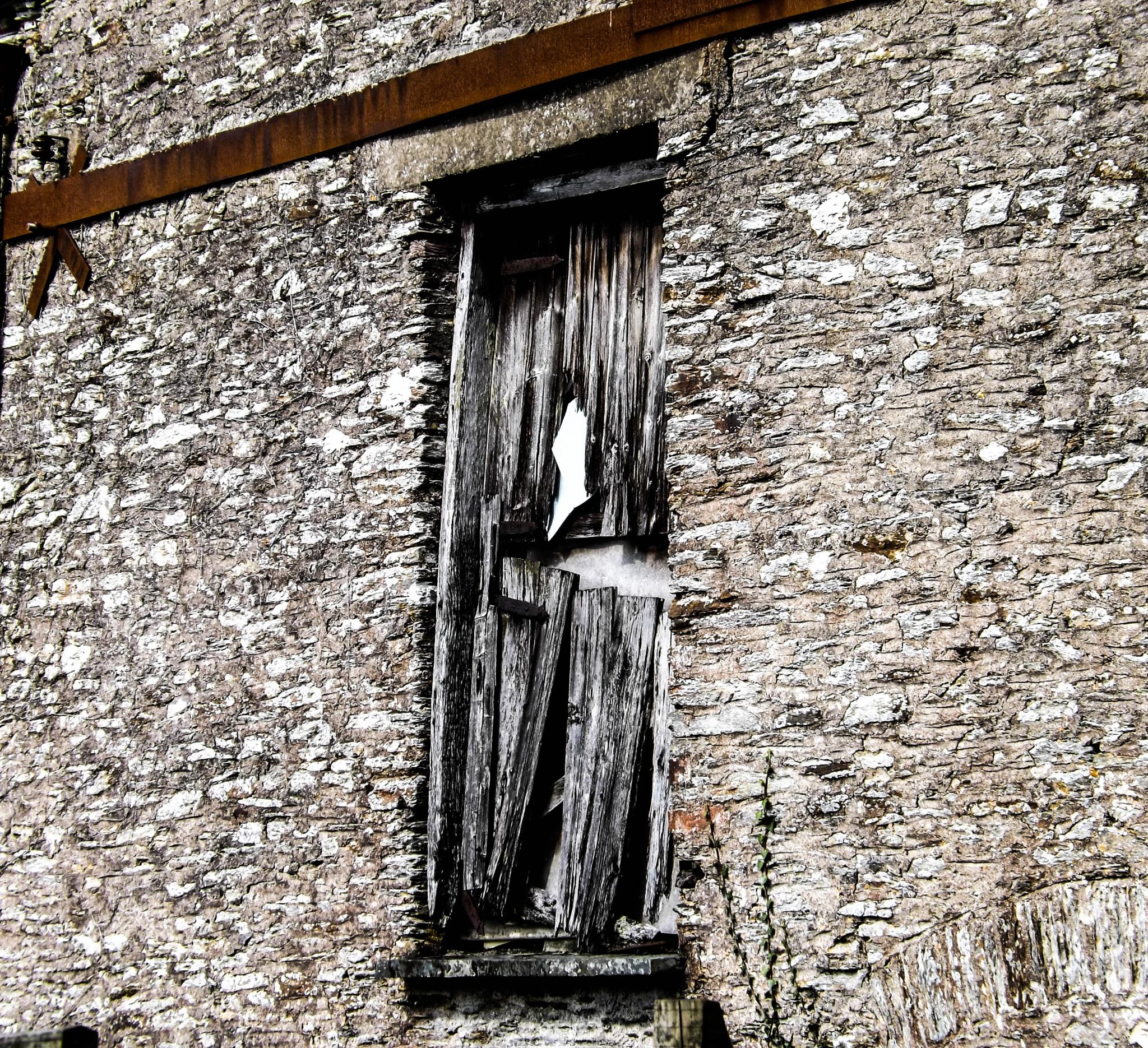 Old door by Gemma Sizer
