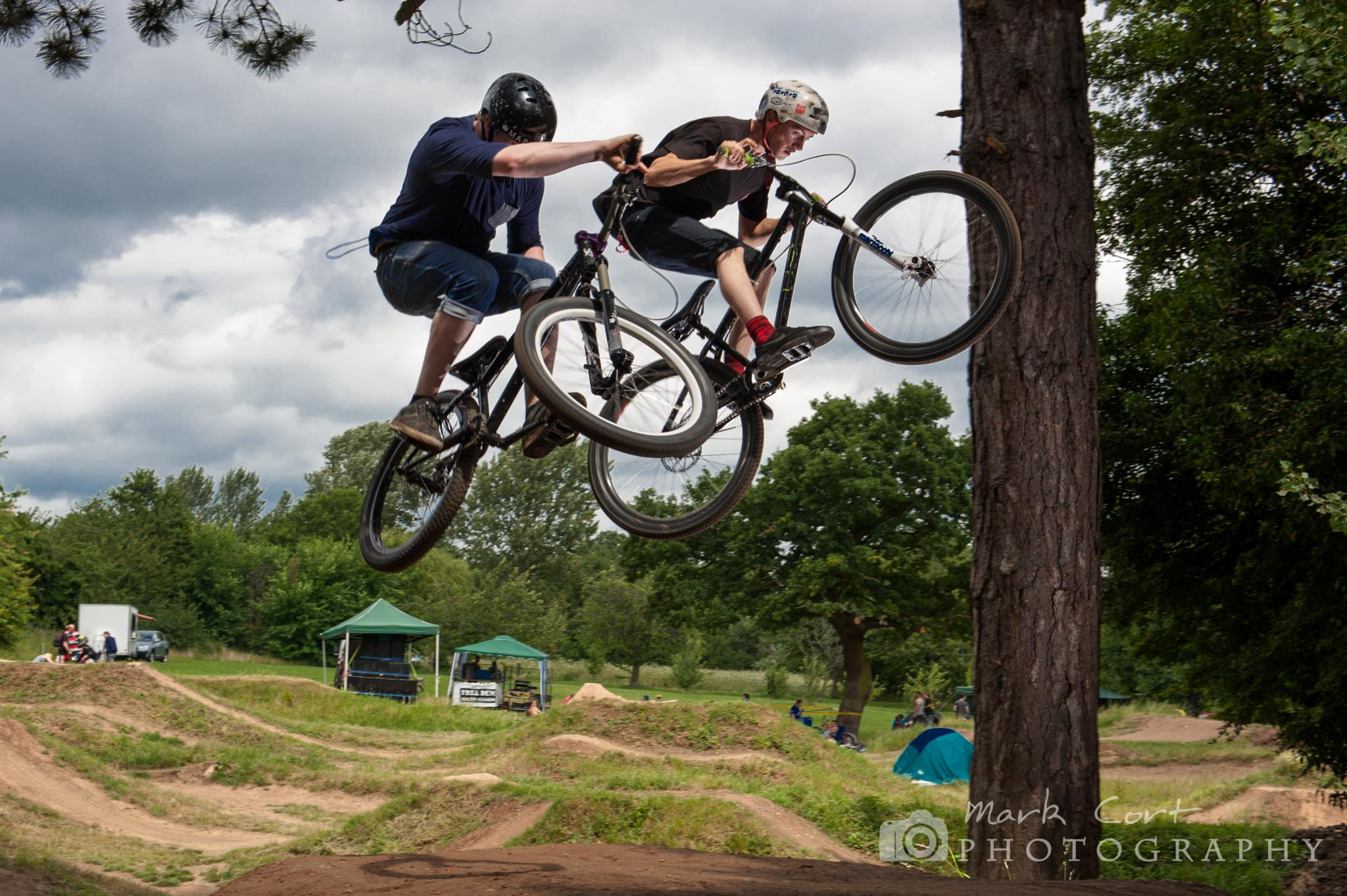 BMX, Leicester by Mark Cort