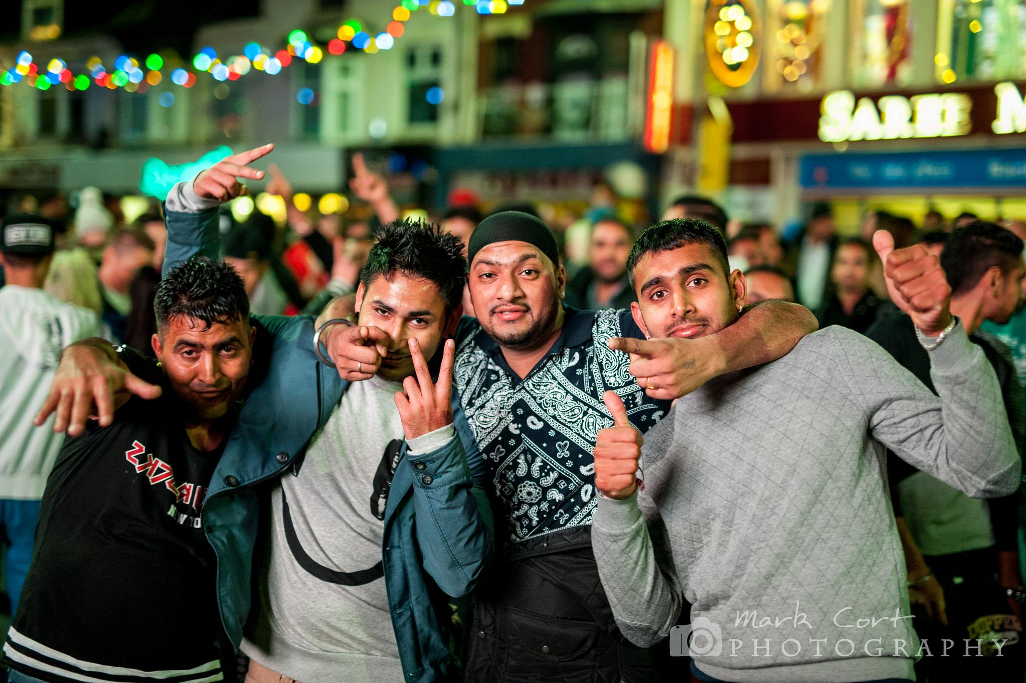 Leicester Diwali 2014 by Mark Cort