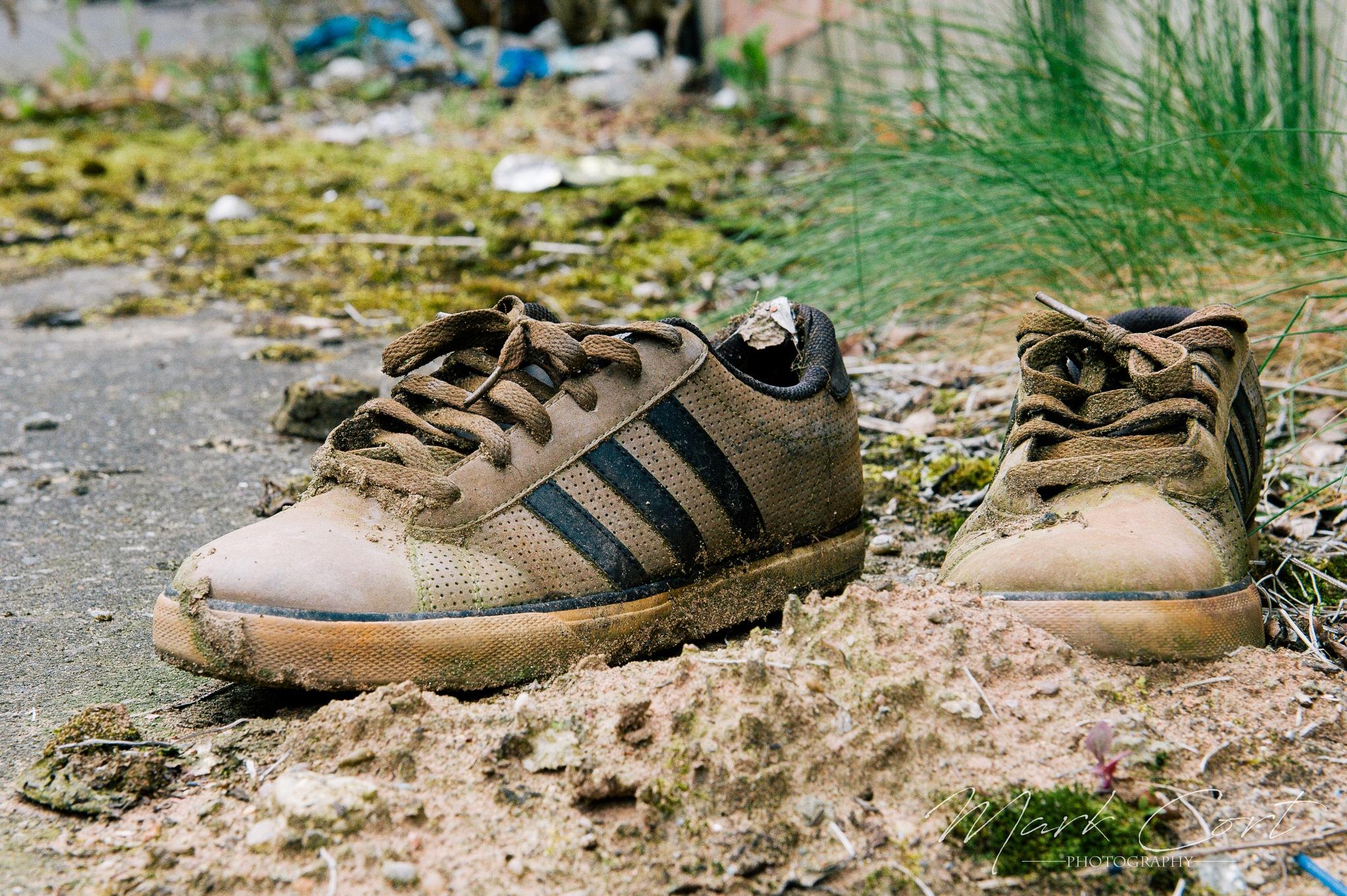 My Adidas (as sung by Run DMC)! by Mark Cort