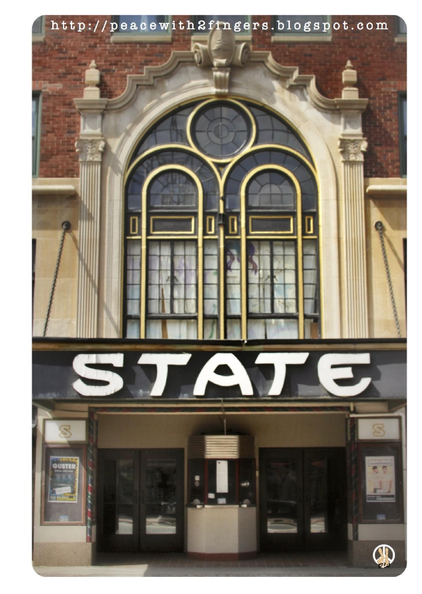 The State. by Darryl Weddington