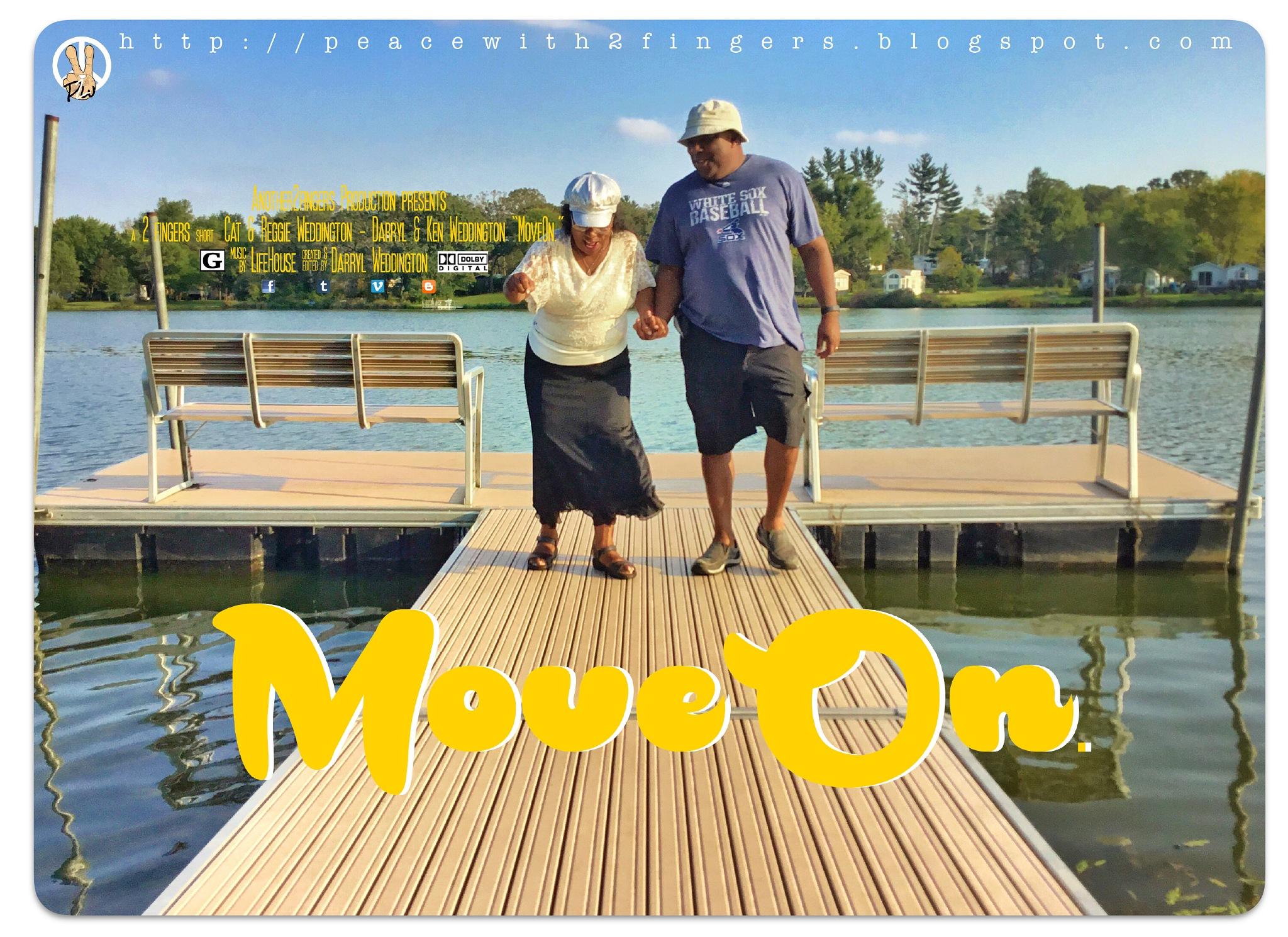 MoveOn. by Darryl Weddington
