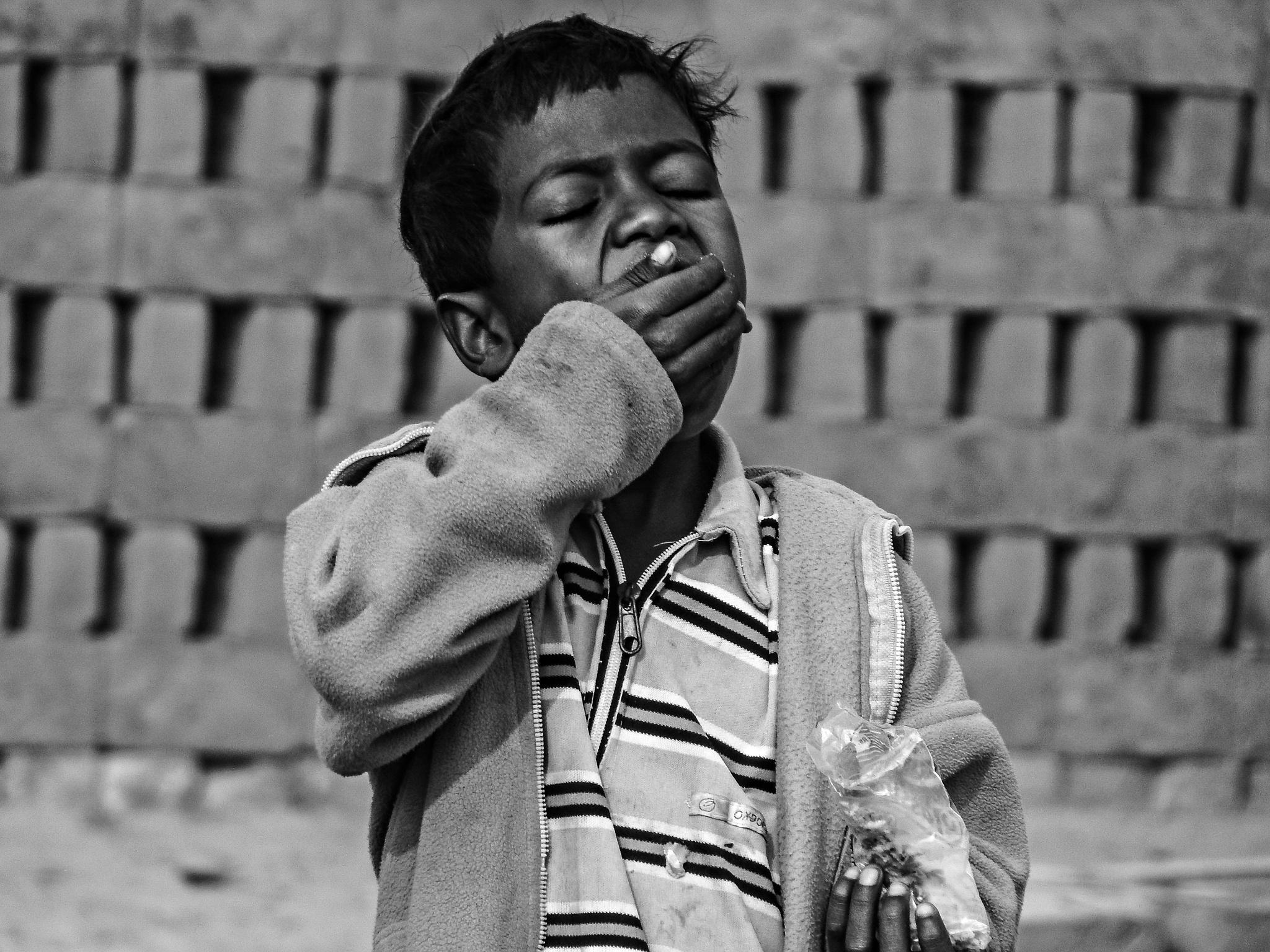 Innocence... by Debraj Das