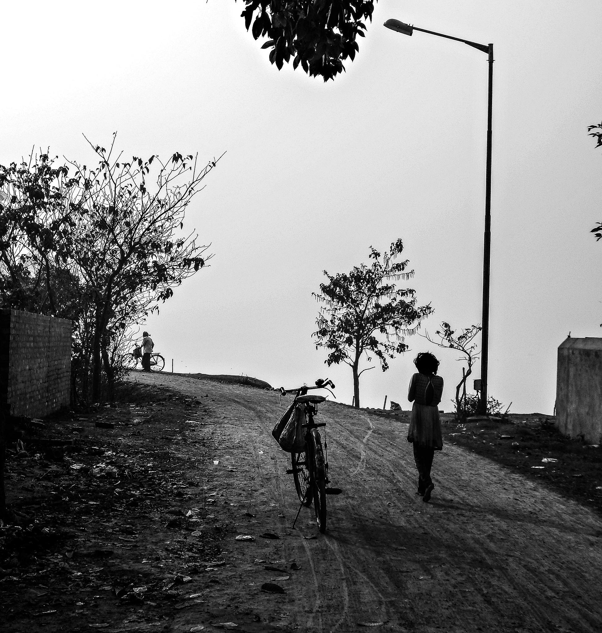 Emptyness... by Debraj Das