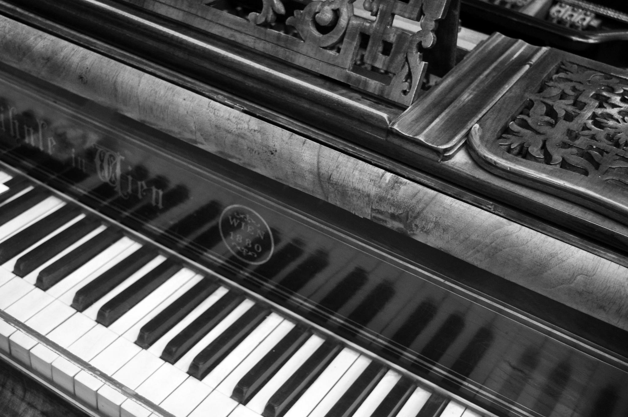 Piano piano. by Emrah Demir
