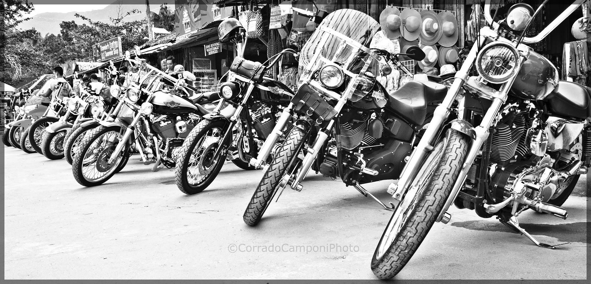 on two wheel by corradocamponiphoto