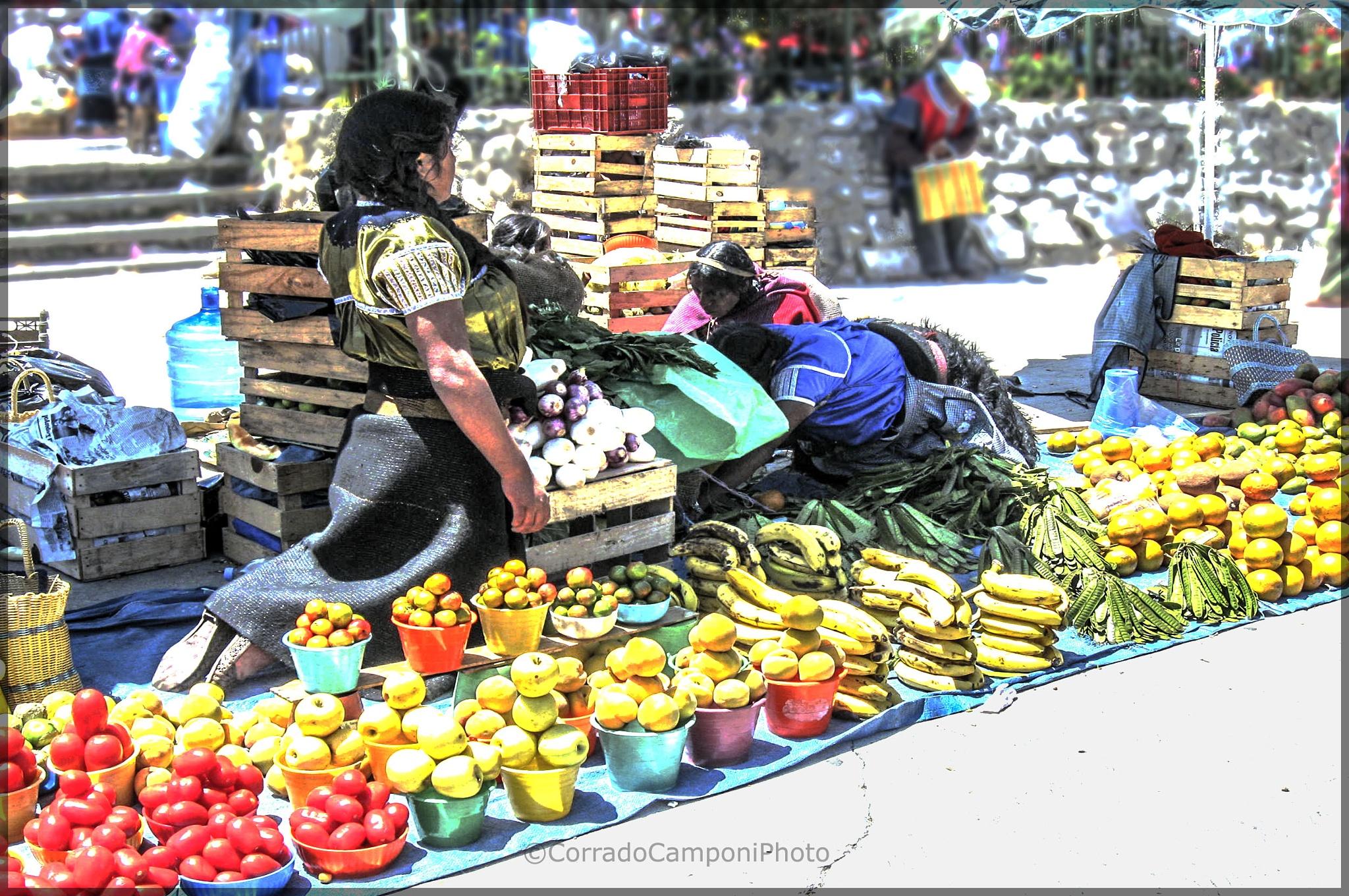 street market by corradocamponiphoto