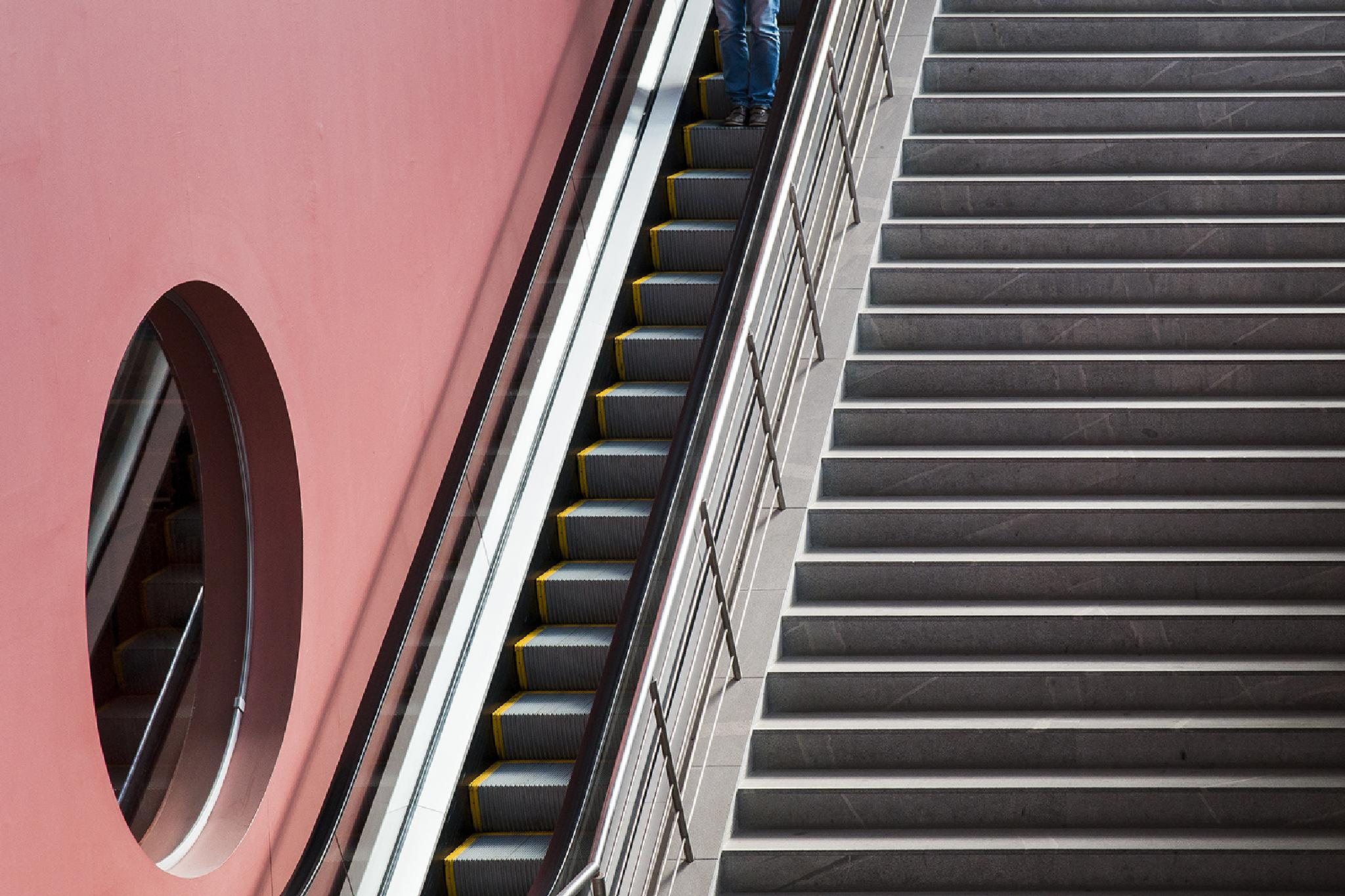 Staircase by Jurij