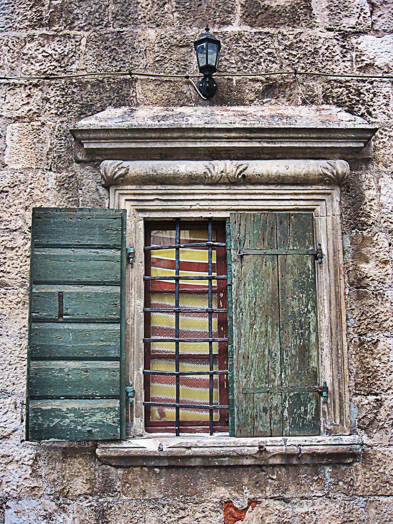 windows by Zorica Helac