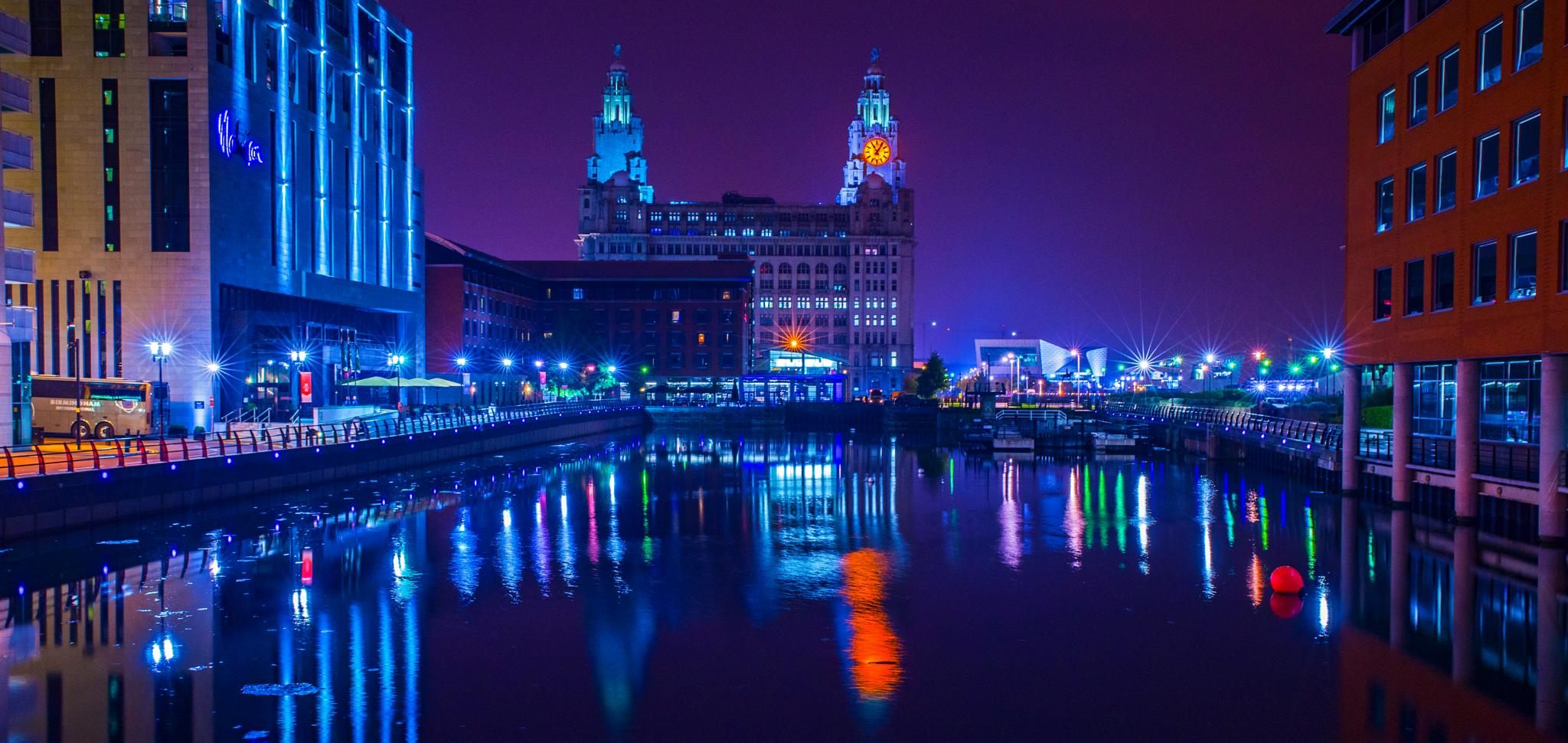 The Liver Building Liverpool by twopointeightphotography