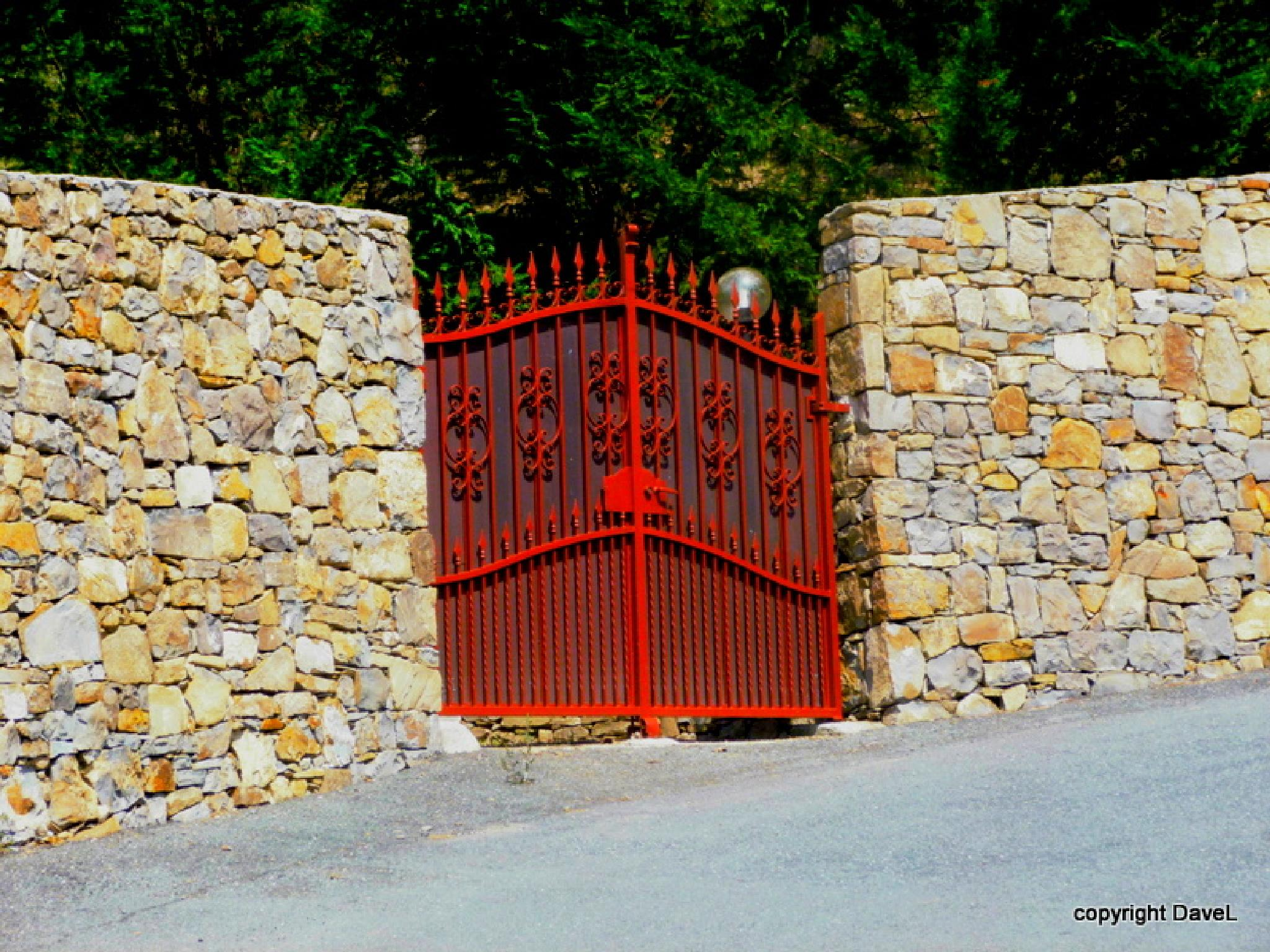 the red gate by david lewis