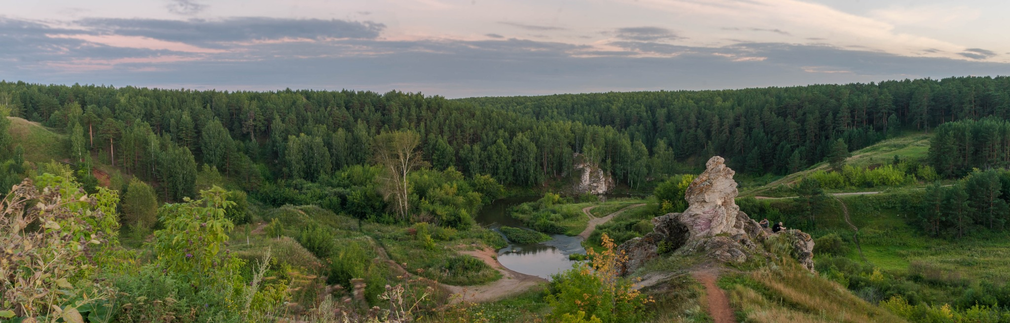 A view from above by Dmitriy Kostousov