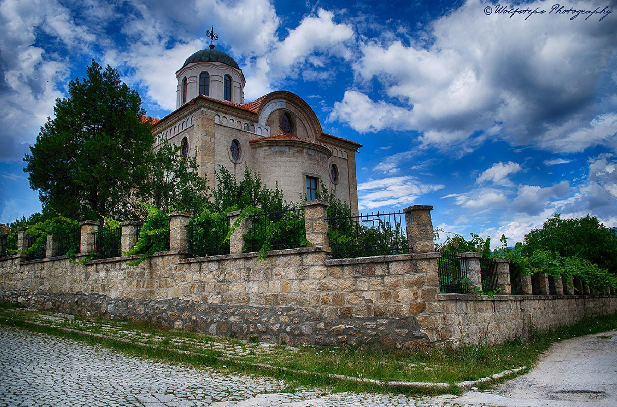 House of God by WolfstepsPhotography