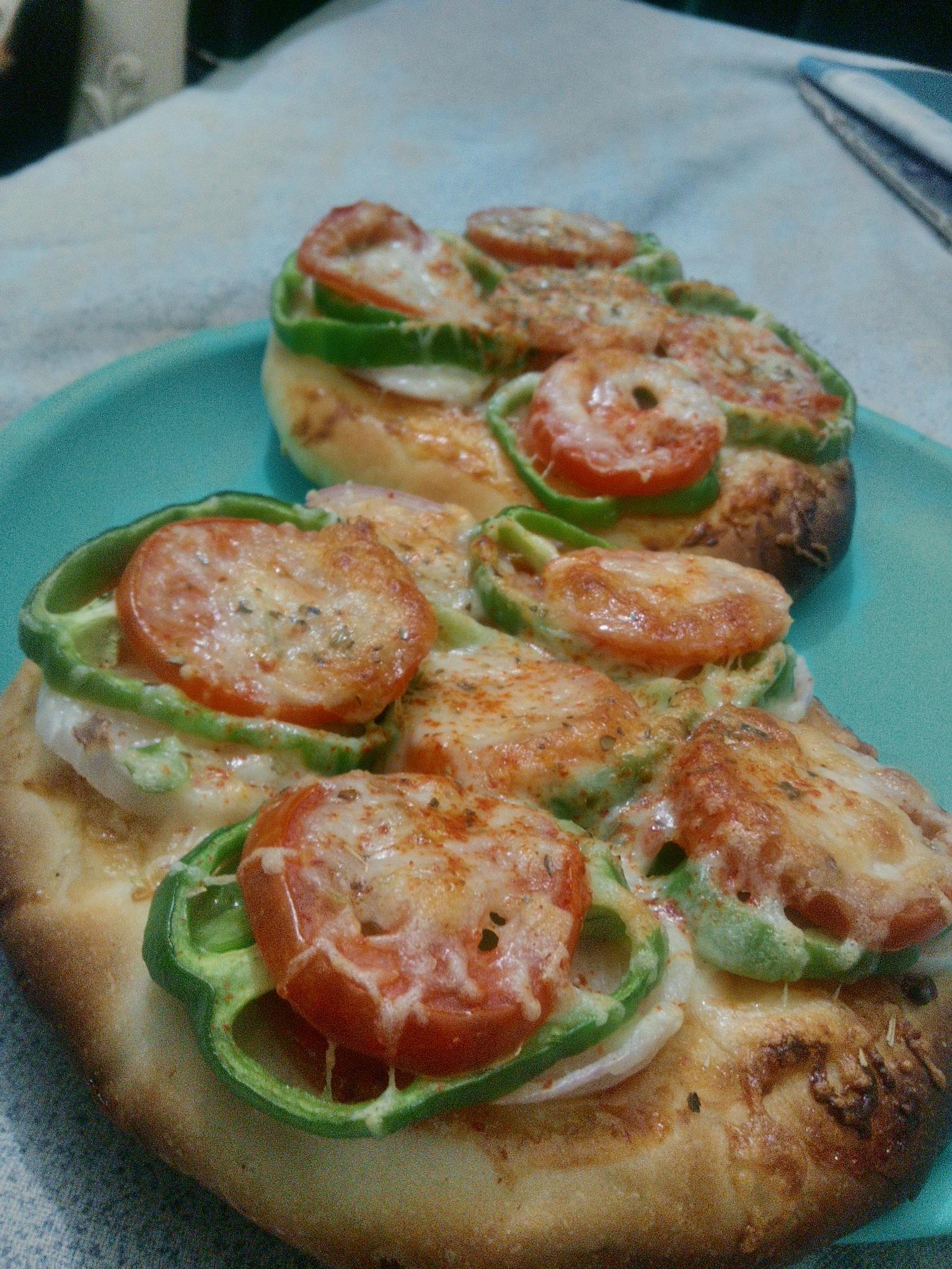 Pizzas by Ashutosh_Mehta